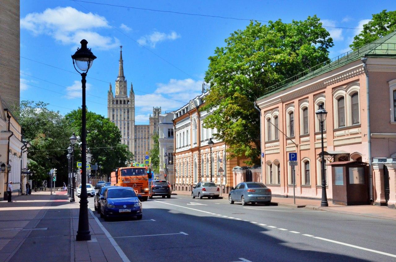 Несколько участков дорожной сети благоустроят в Даниловском