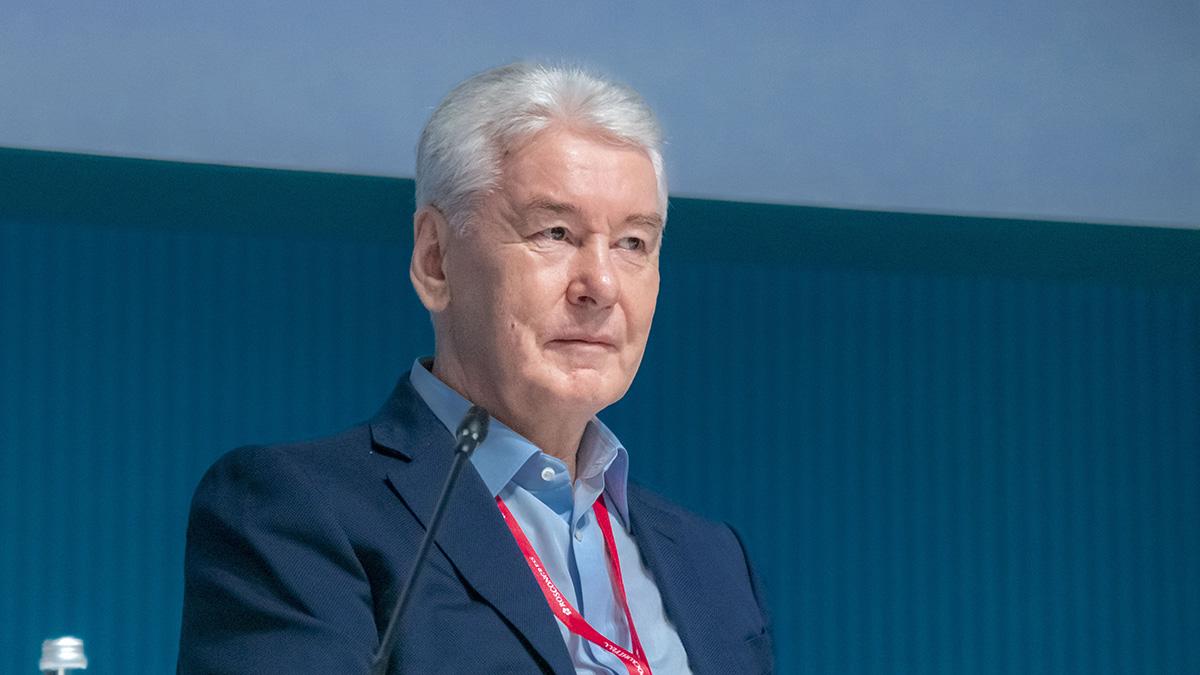 Собянин обсудил с кандидатами от «ЕР» платформу «Электронный дом»