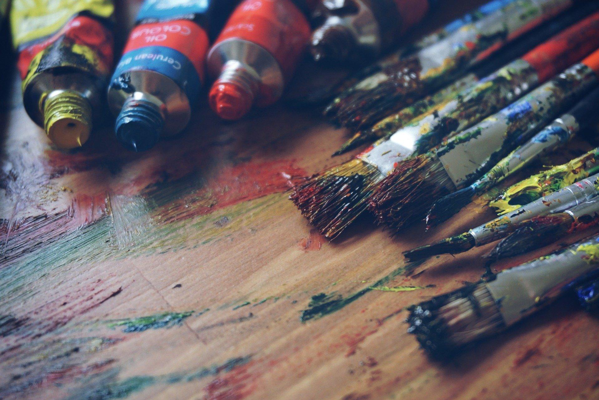 Насекомые как часть художественного мира: лекцию проведут в галерее «На Шаболовке»