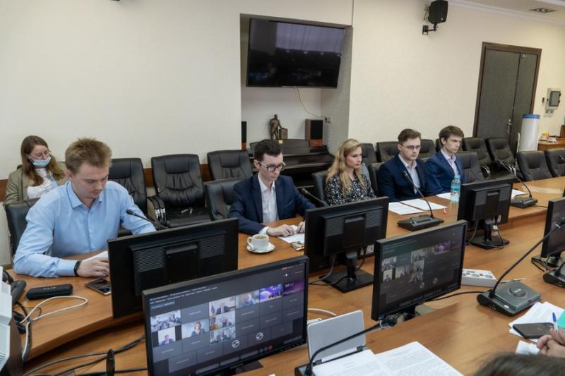 Научно-практическую сессию организовали студенты НИЯУ МИФИ