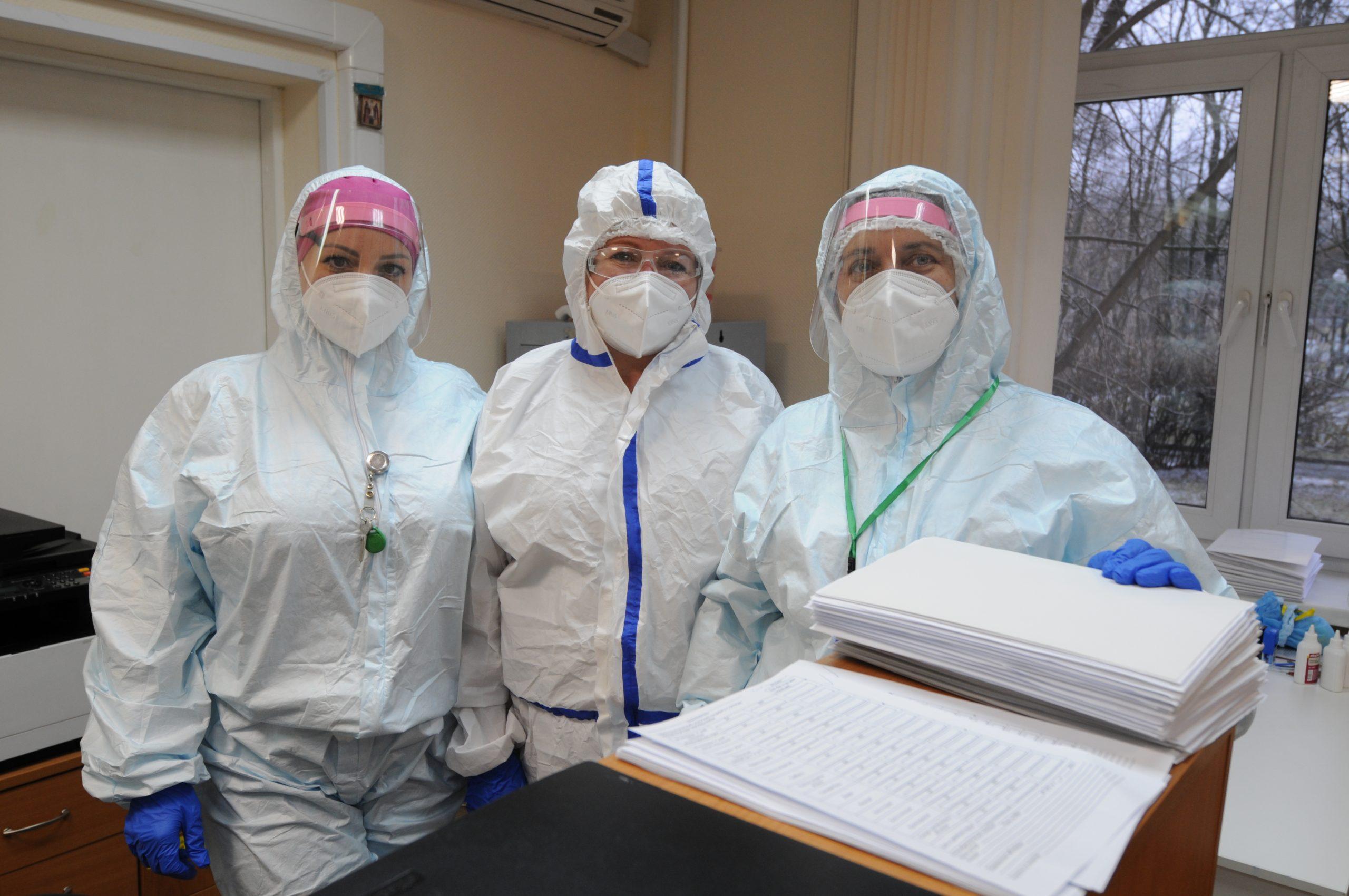 Столичный Оперативный штаб подтвердил в Москве за минувшие сутки 3406 случаев коронавируса