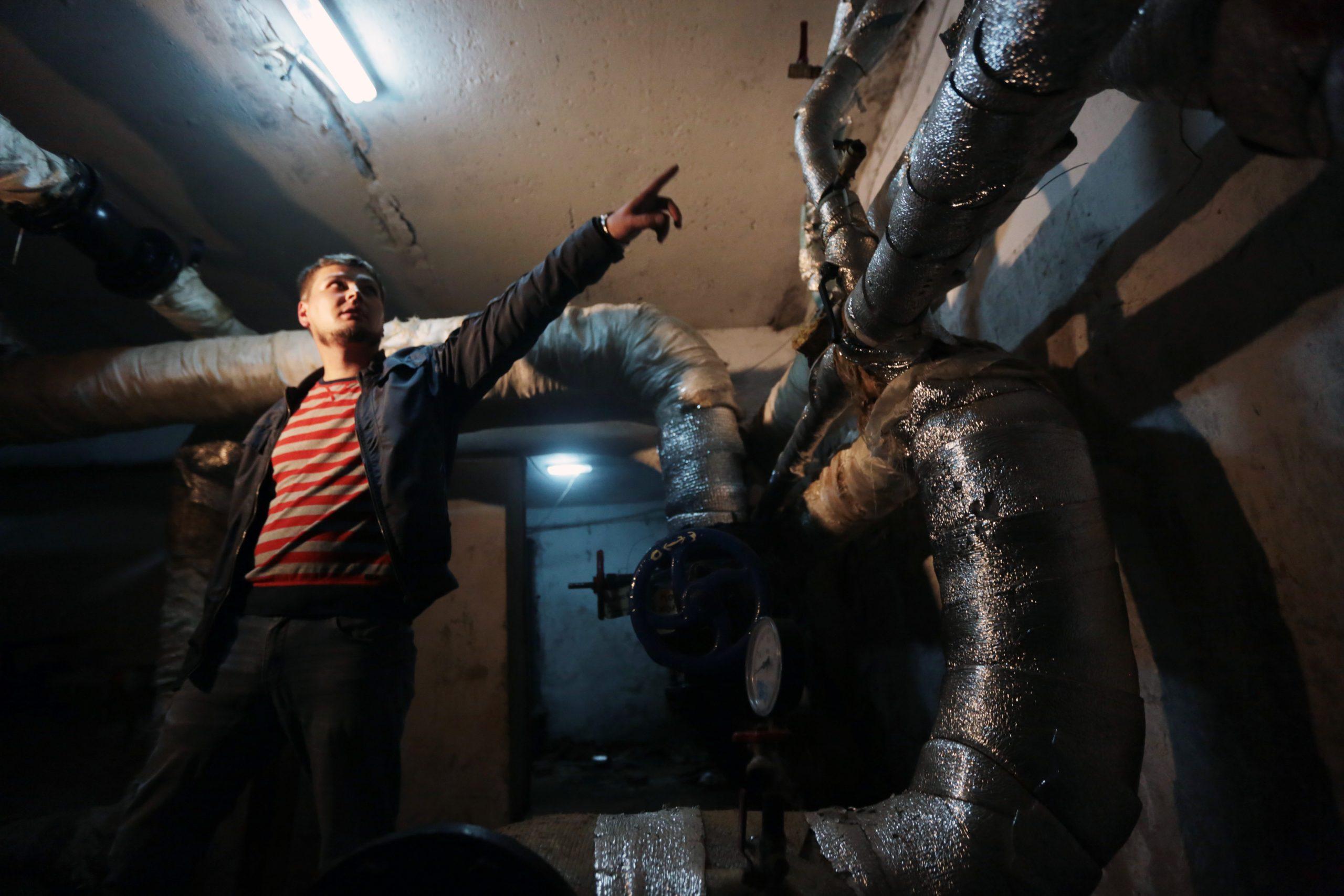 Чердаки и подвалы опечатали в Чертанове Центральном