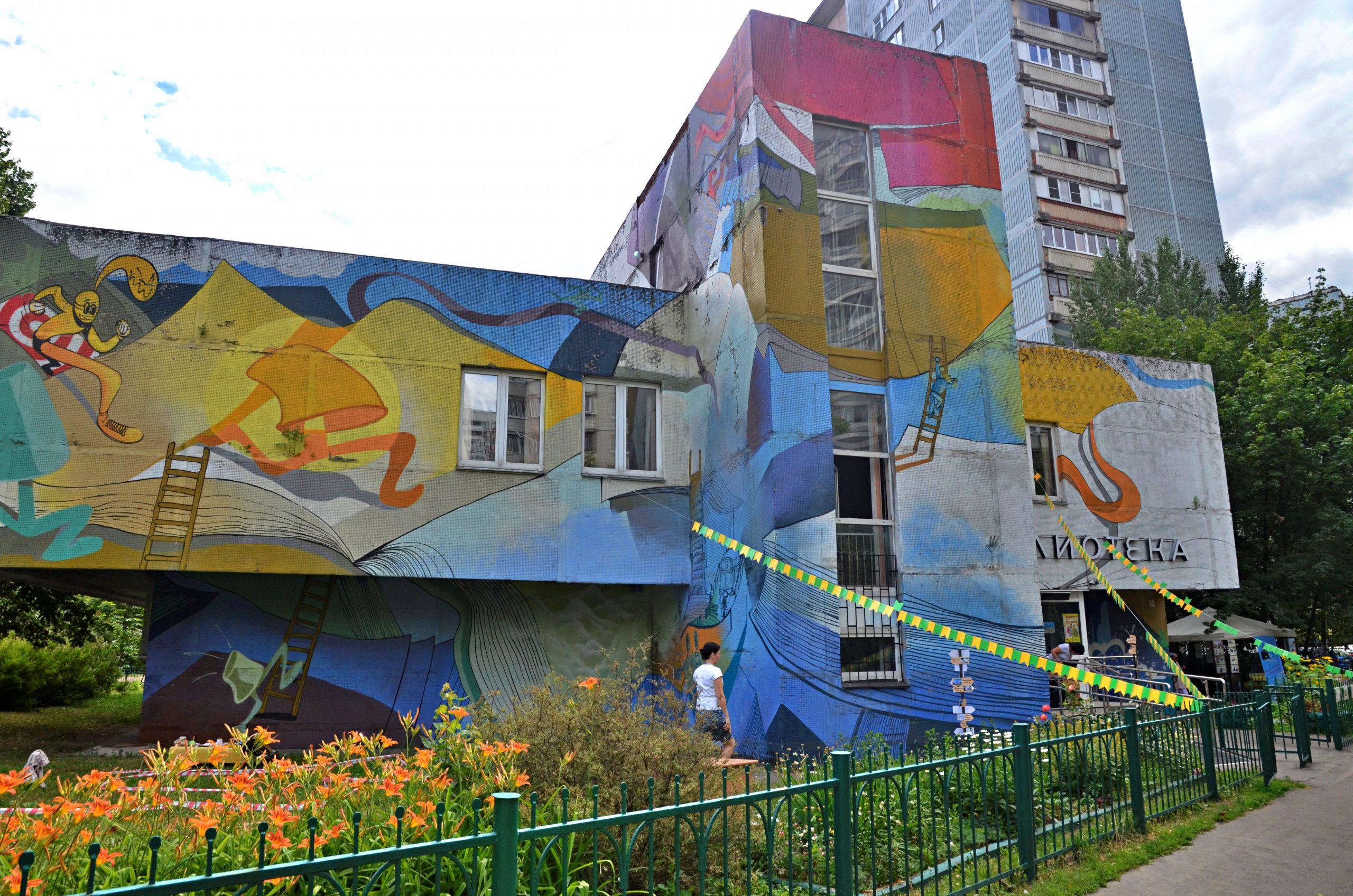Детскую библиотеку №152 полностью отреставрируют. Фото: Анна Быкова
