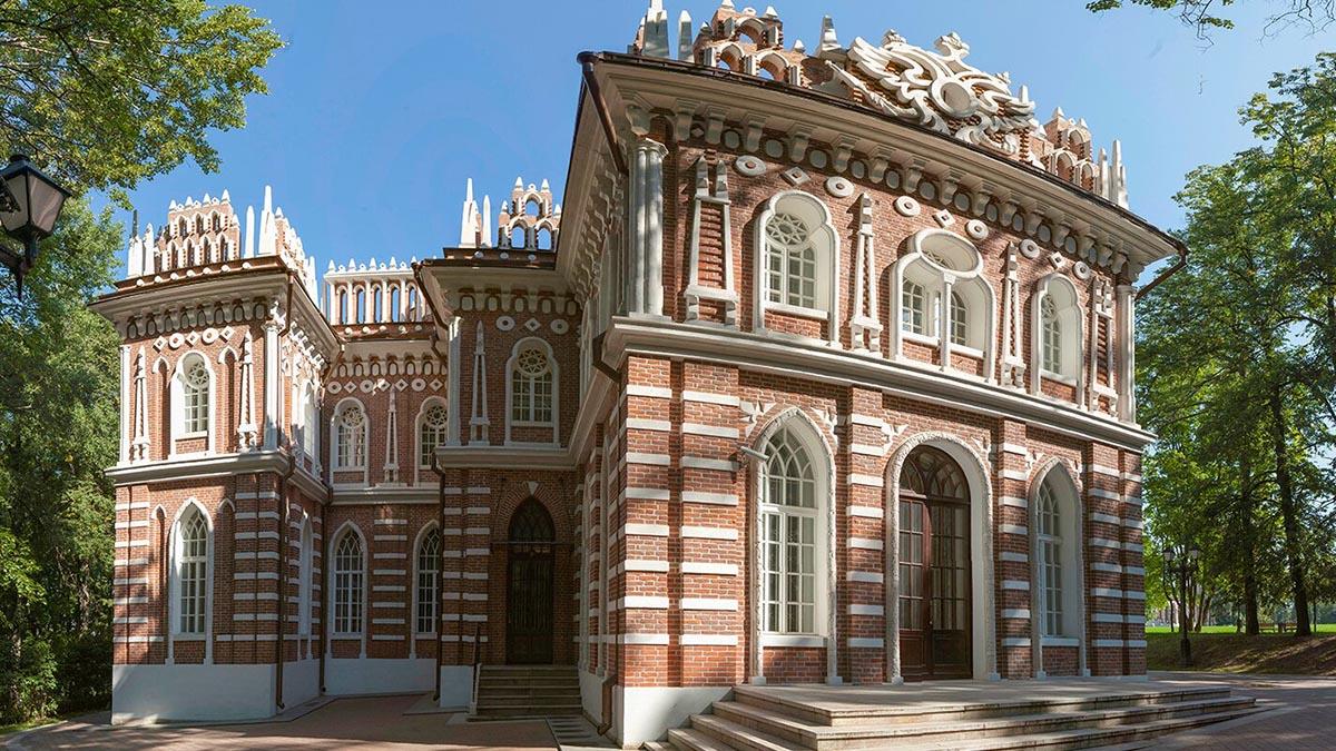 Музей «Царицыно» стал COVID-Free