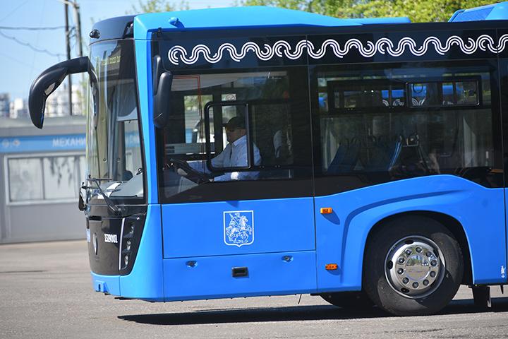 Автобус №839 проследует по новому расписанию
