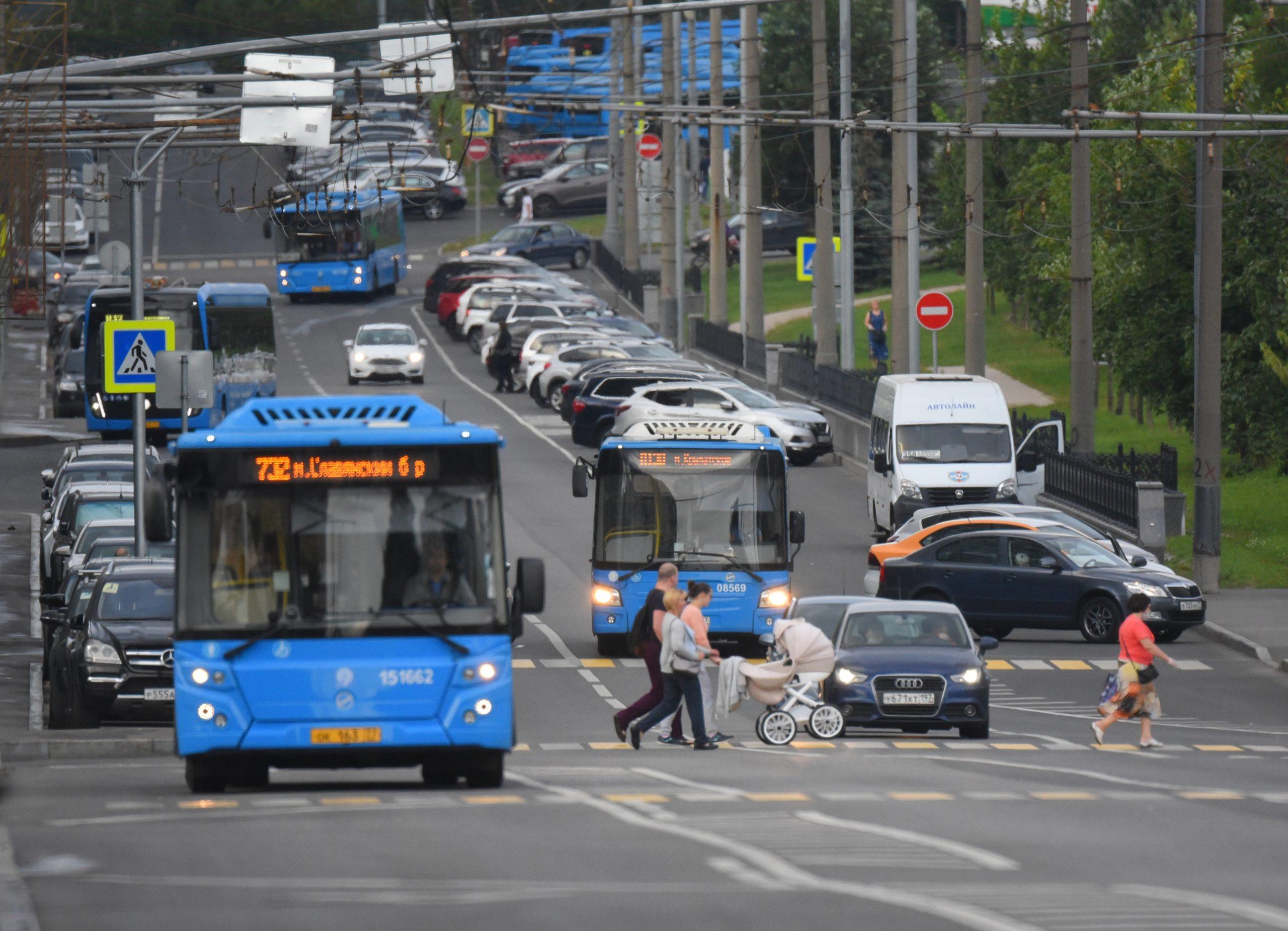 Движение транспорта на некоторых участках юга ограничат на семь месяцев