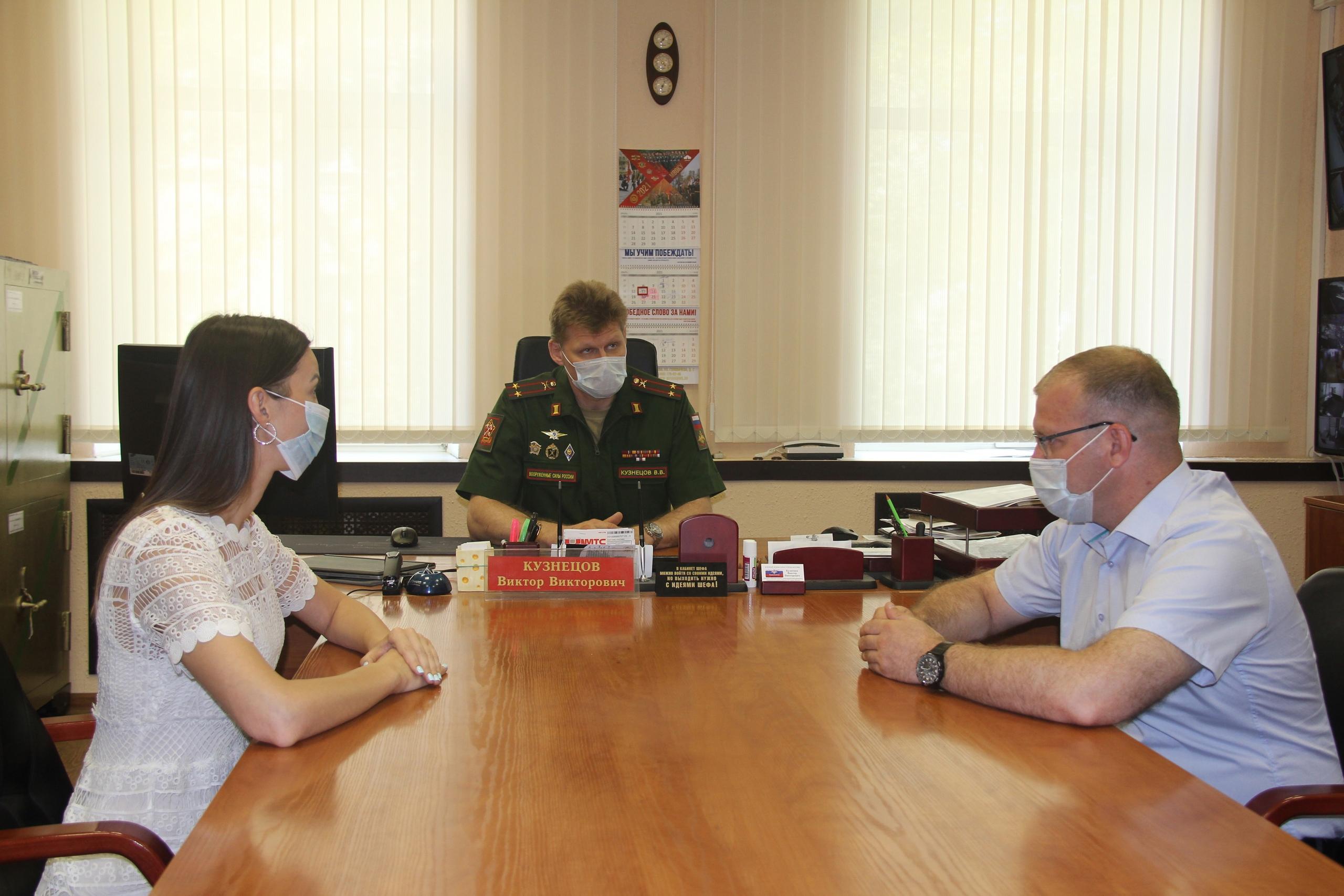 Военный комиссариат подвел итоги призывной кампании