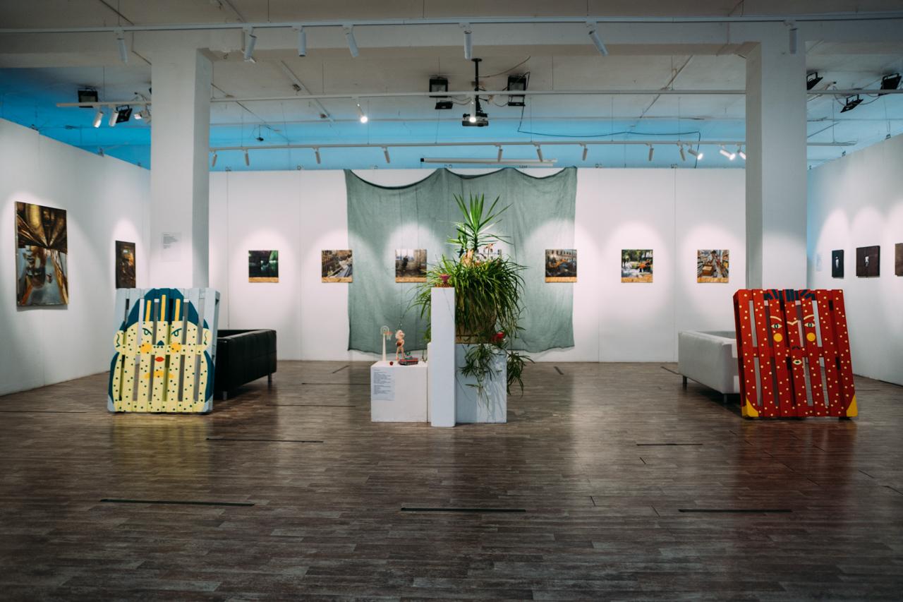 Выставка в стиле «ЖэКэХарт» открылась в галерее «На Каширке»