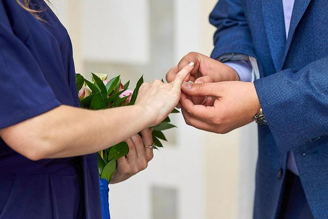 Более 1500 пар поженились в Шипиловском ЗАГСе с января по июнь