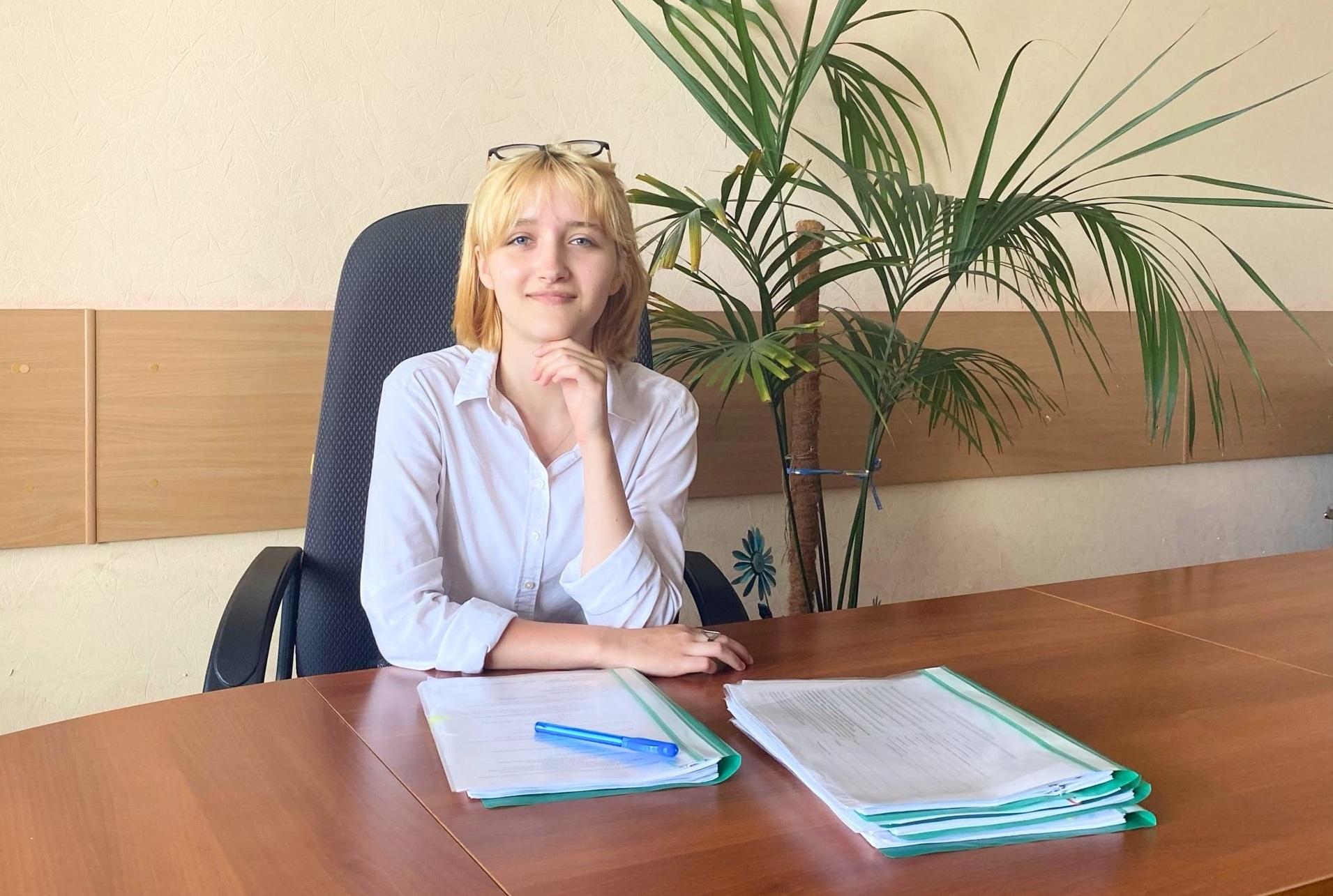 Школьница прошла стажировку в центре соцобслуживания «Коломенское»