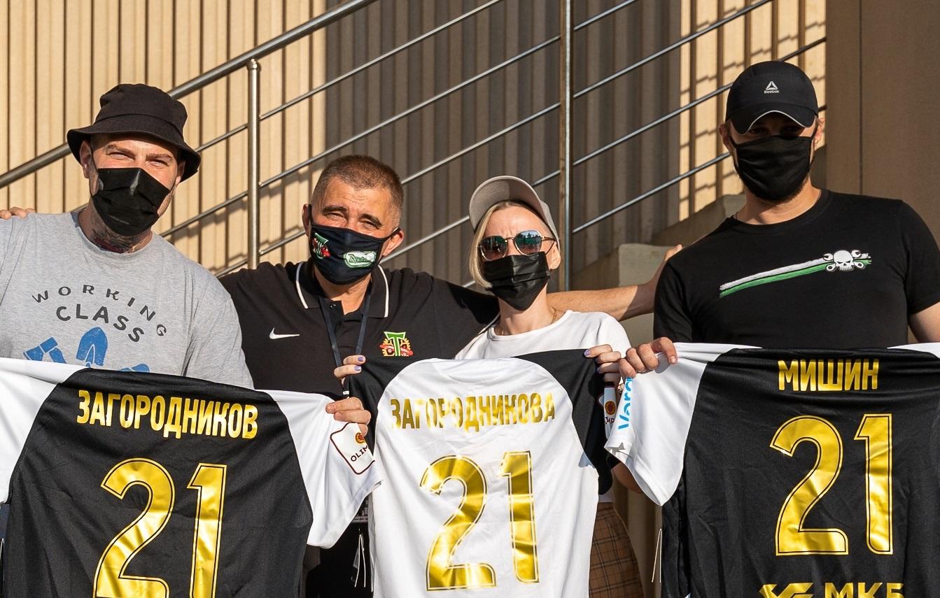 Любовь без границ: болельщики «Торпедо» отправились за своей командой