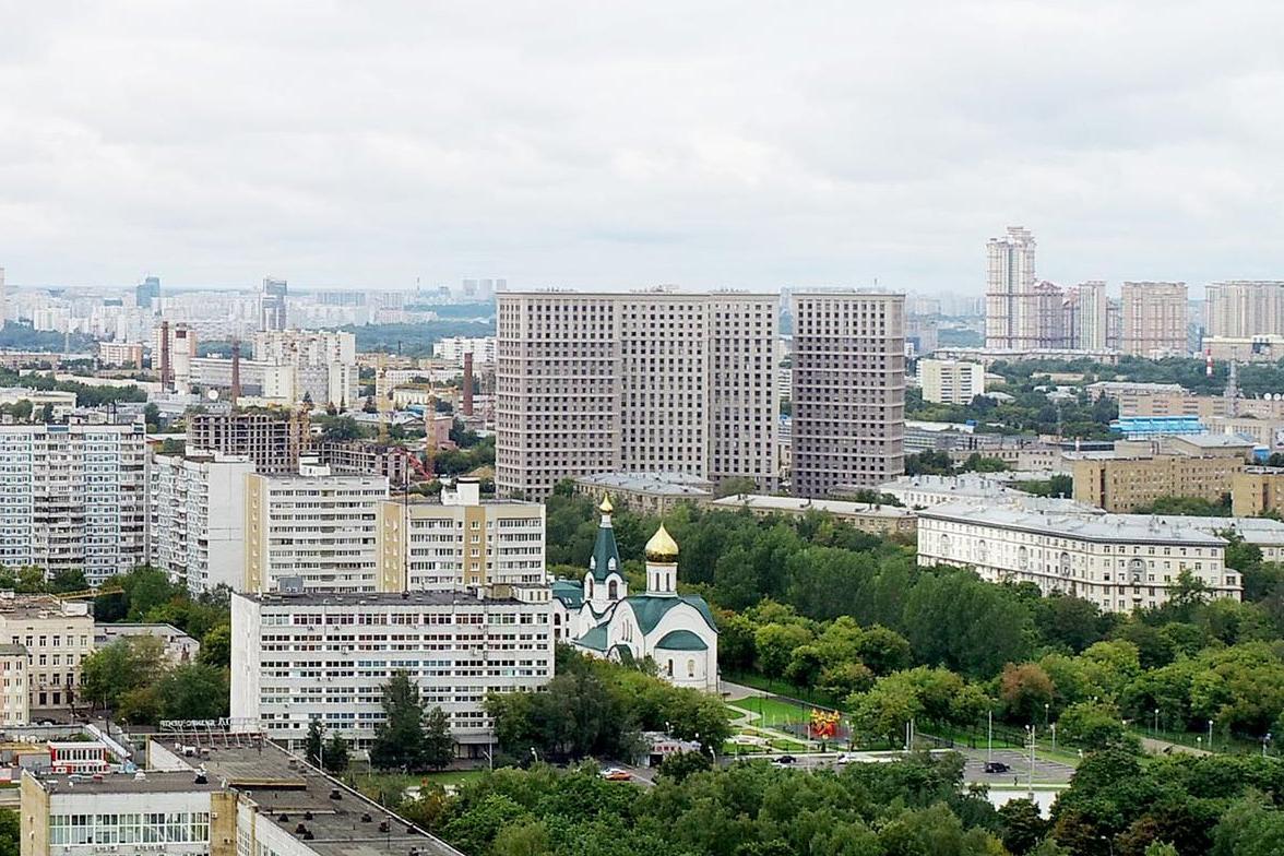 Жителям Москвы рассказали о проекте развития бывших промышленных зон города