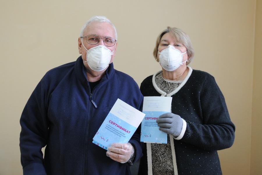 Уже более 42 тысяч москвичей получили подарочные наборы «С заботой о здоровье»