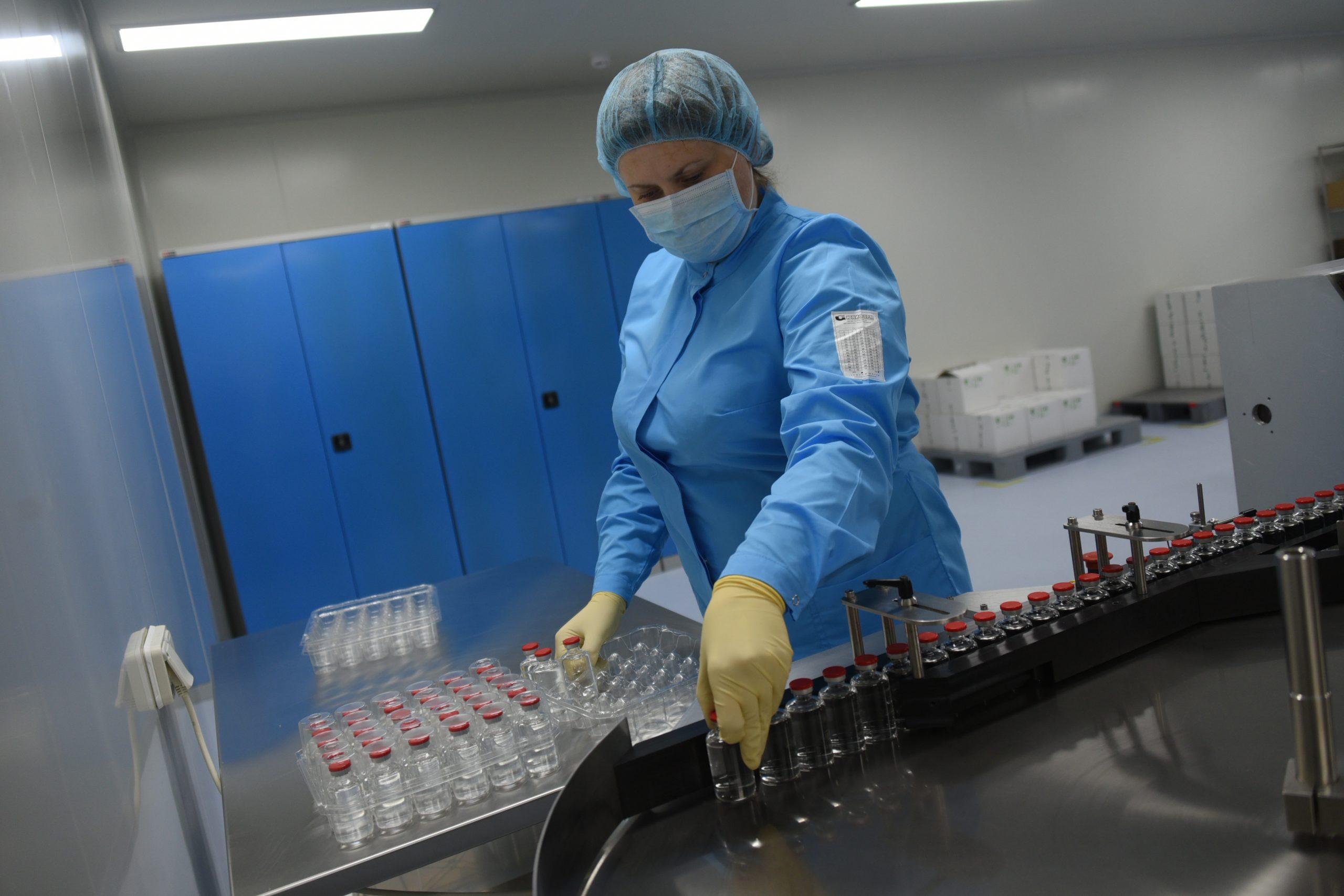 За последние сутки в России выявили 18 325 случаев коронавирусной инфекции