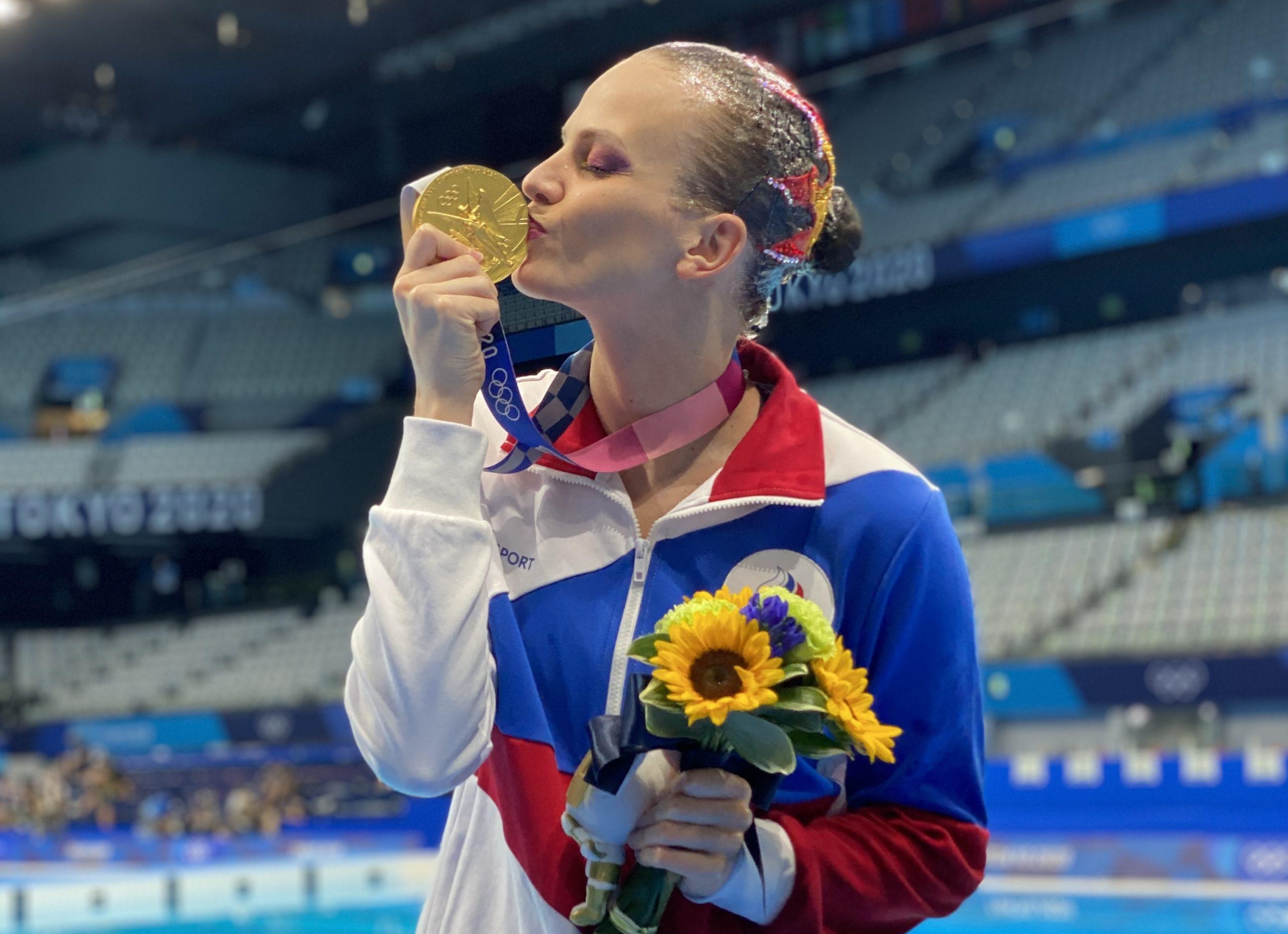 Олимпийская чемпионка Марина Голядкина: Судьба сулила мне стать гимнасткой