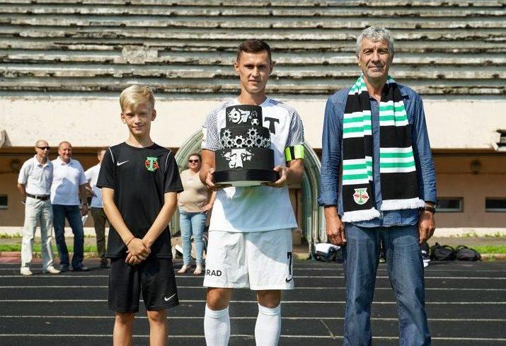 Клубу «Торпедо» исполнилось 97 лет