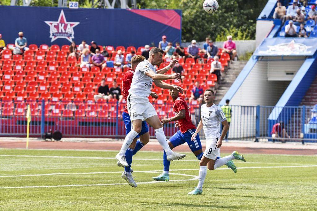 Гостевой матч выиграли футболисты «Торпедо»