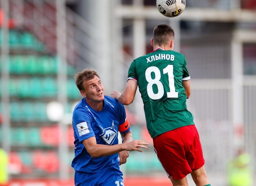 Футболисты «Чертаново» одержали первую победу