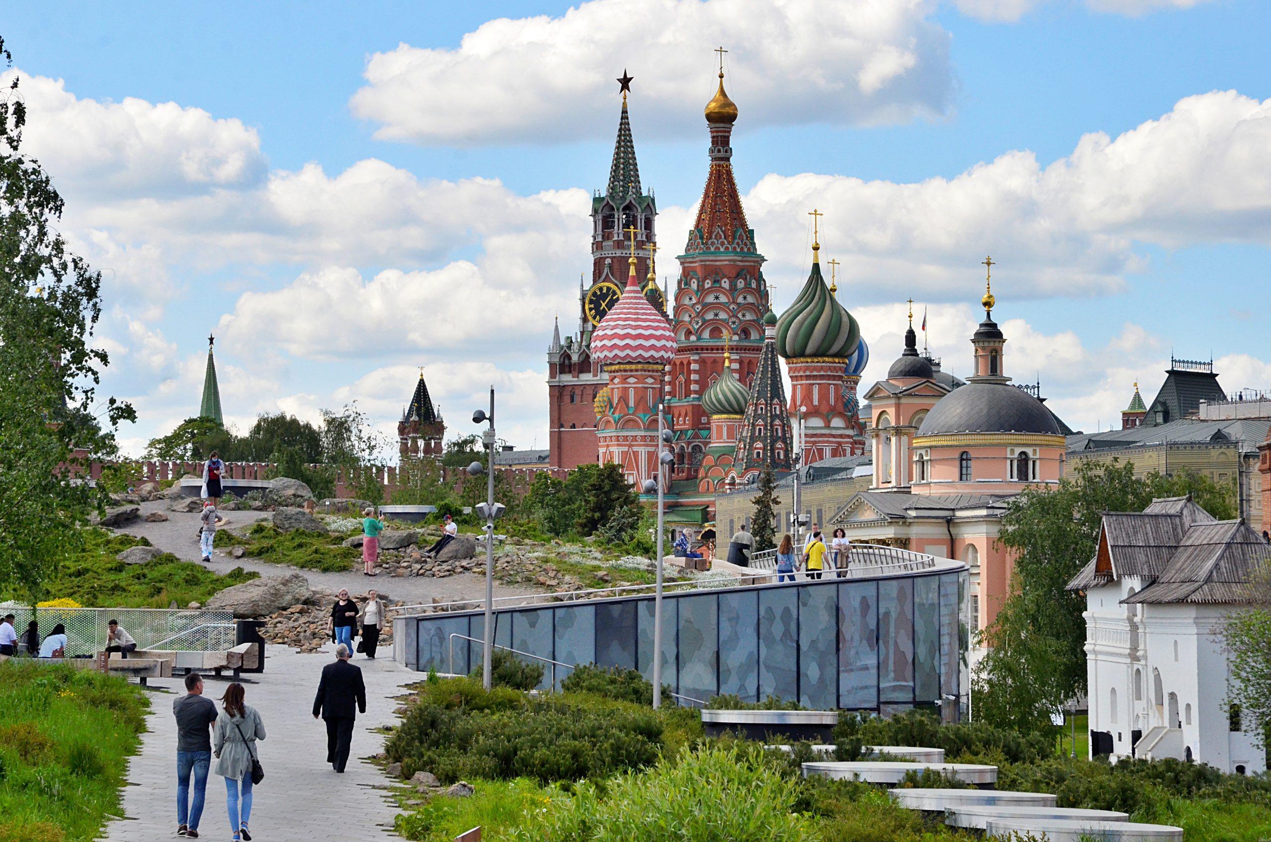 Москва поднялась в рейтинге Tech Cities of the Future