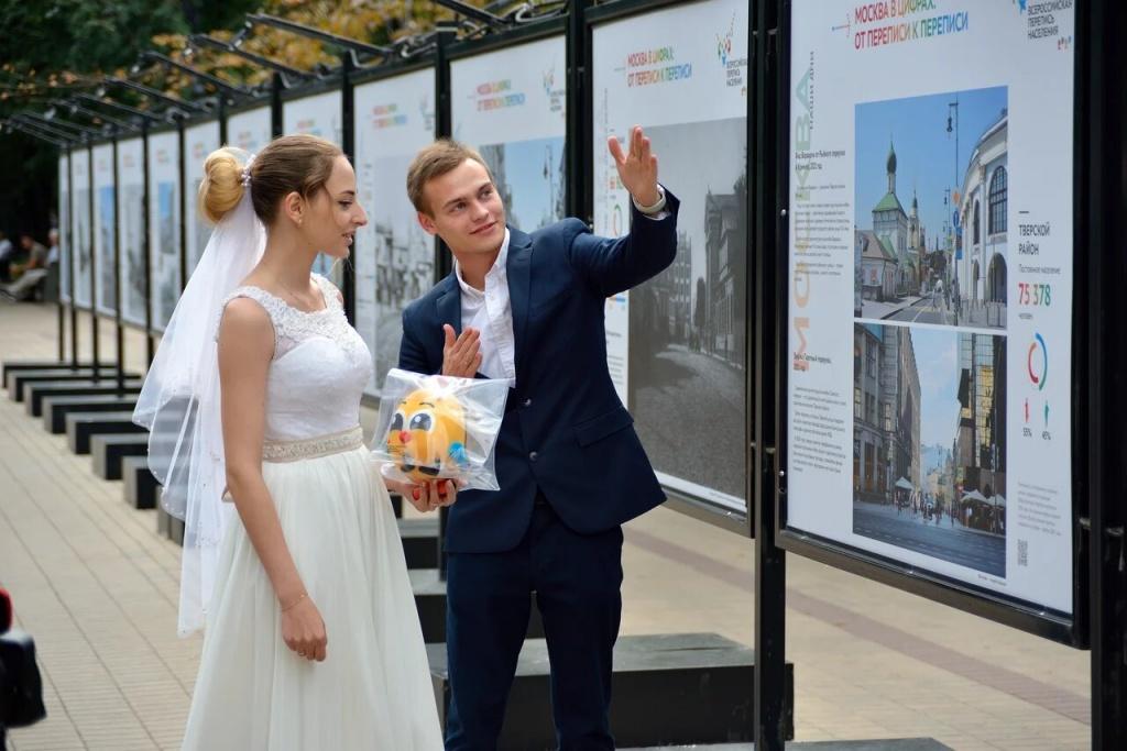 Москва в цифрах: от переписи к переписи
