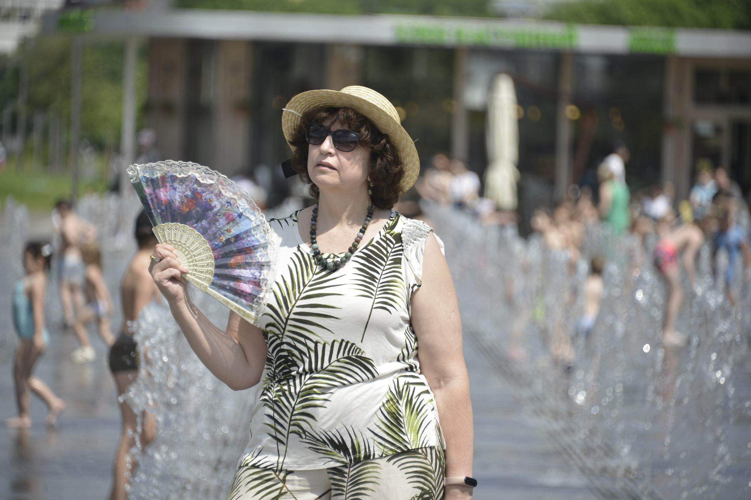 Московское лето 2021 стало самым жарким после 2010 года