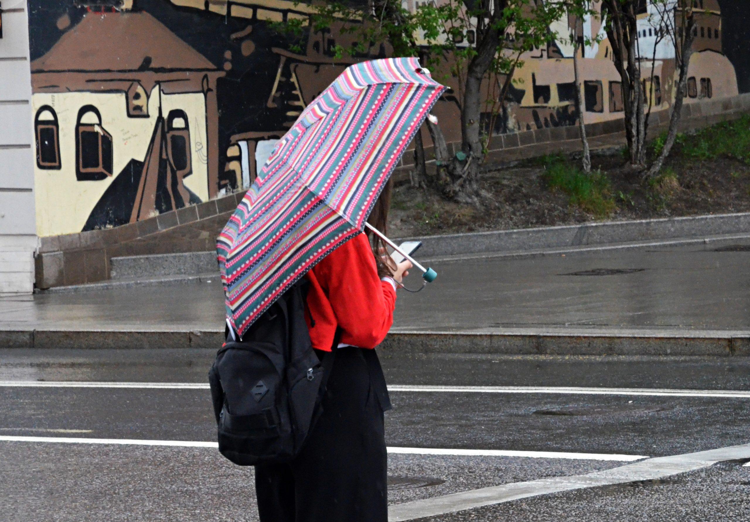 Кратковременные дожди ожидают жителей столицы