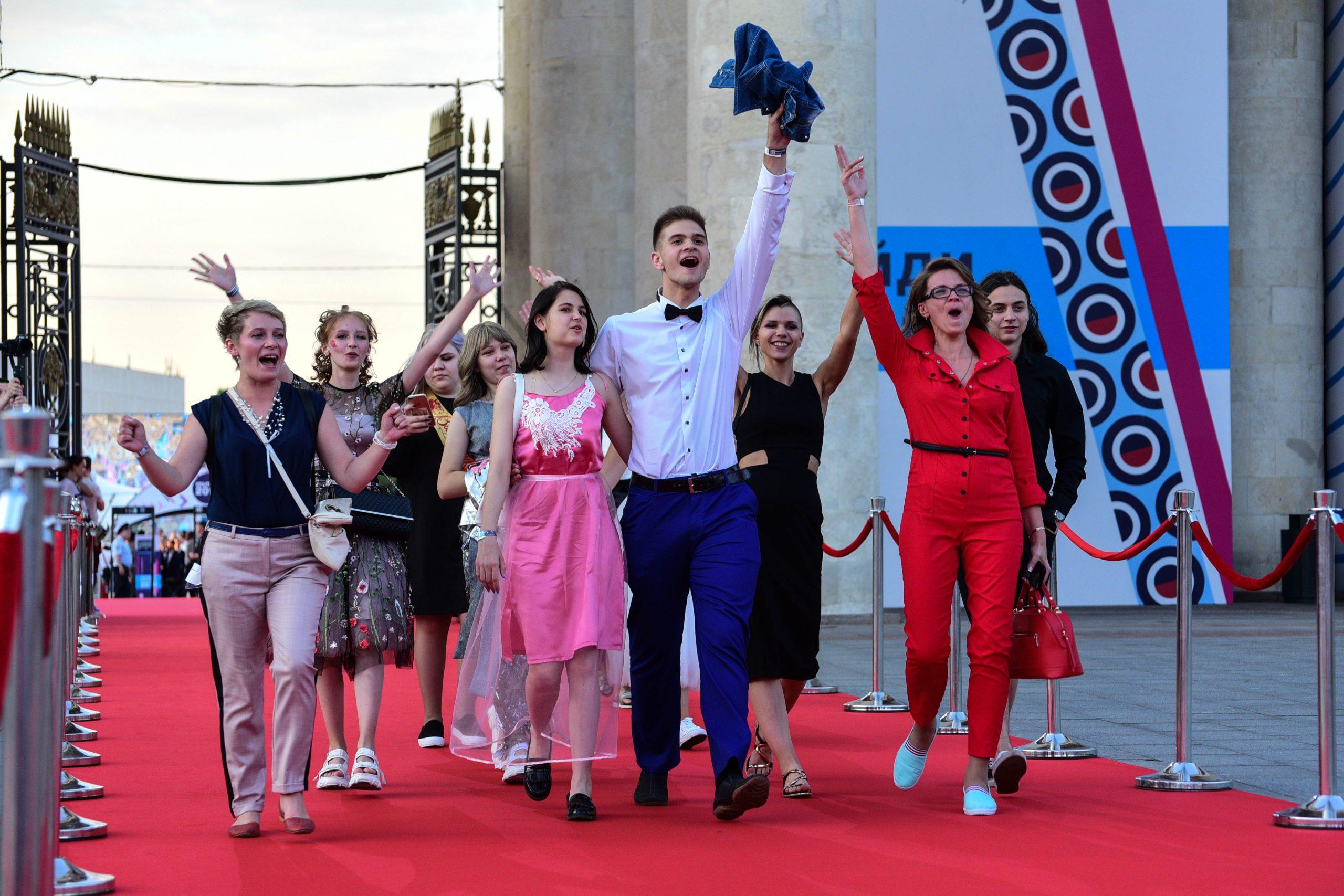 В Москве за восемь лет число выпускников-медалистов выросло в 2,5 раза