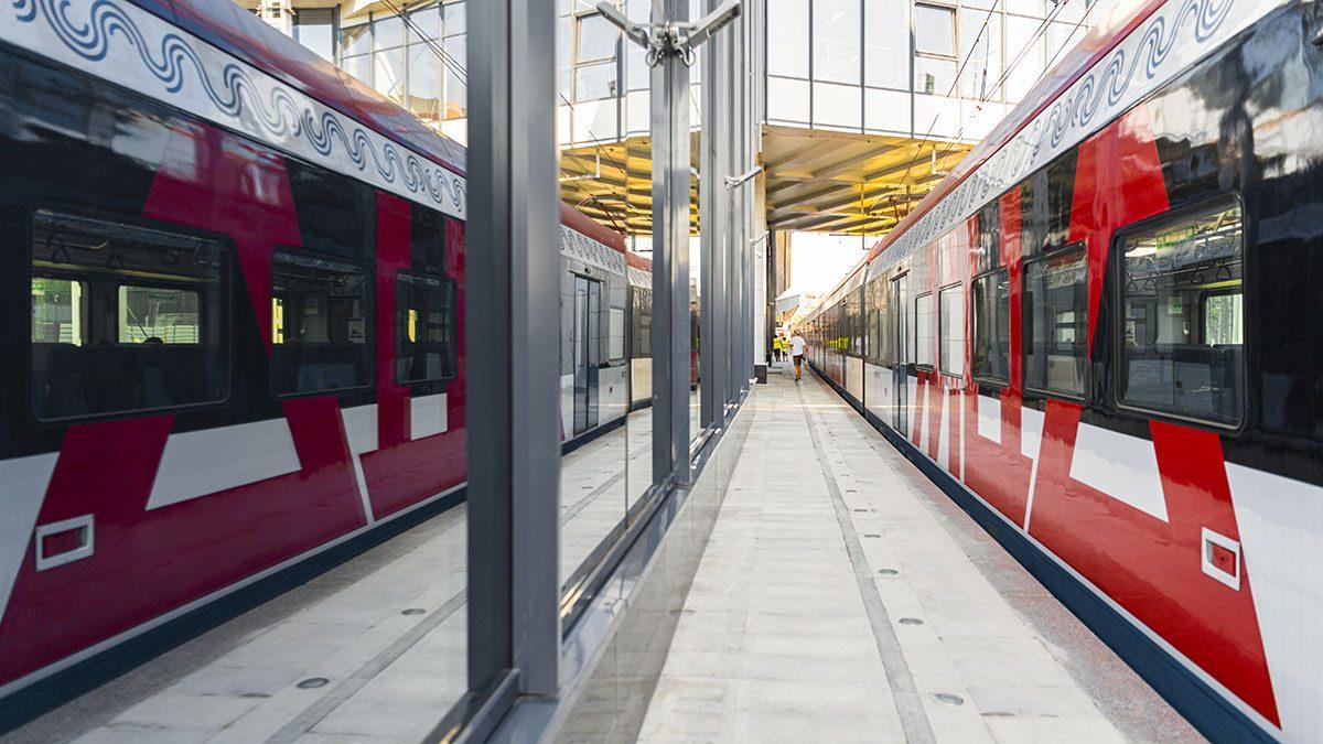 Пешеходные переходы построят у станций МЦД-2 на юге столицы