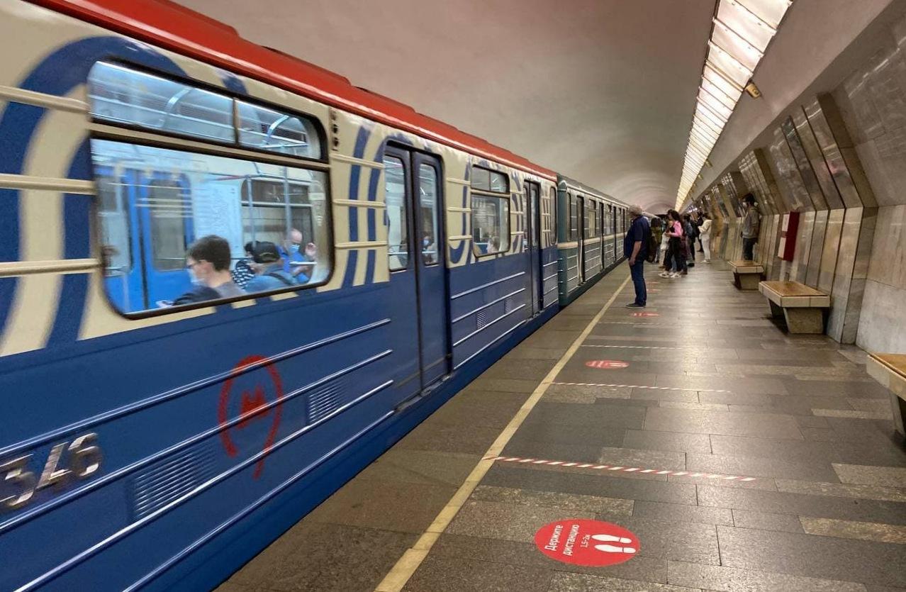 Три новые станции планируют построить на участке Бирюлевской линии метро