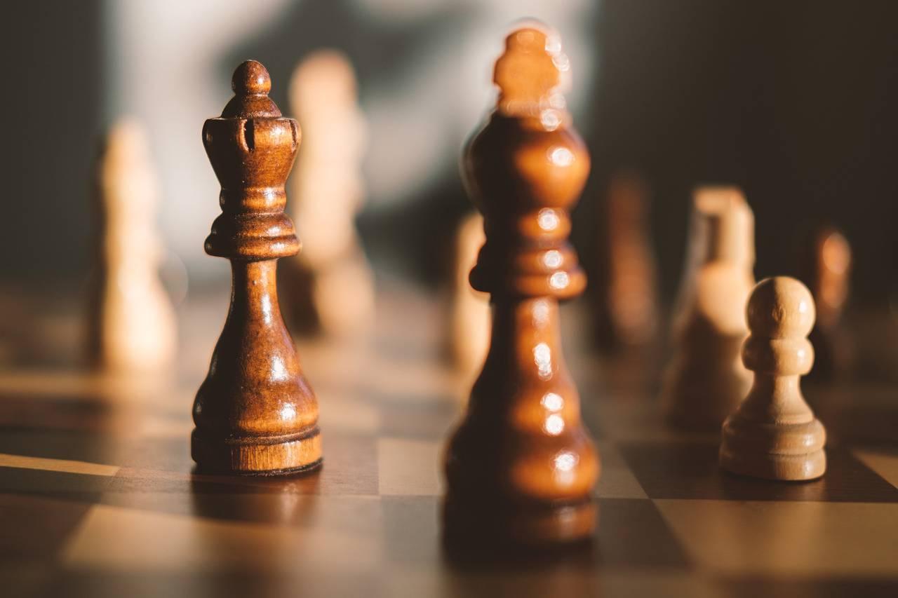 Занятие по шахматам проведут в библиотеке №160
