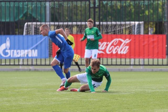 Футбольную Школу Молодежи обыграли спортсмены из «Чертанова»