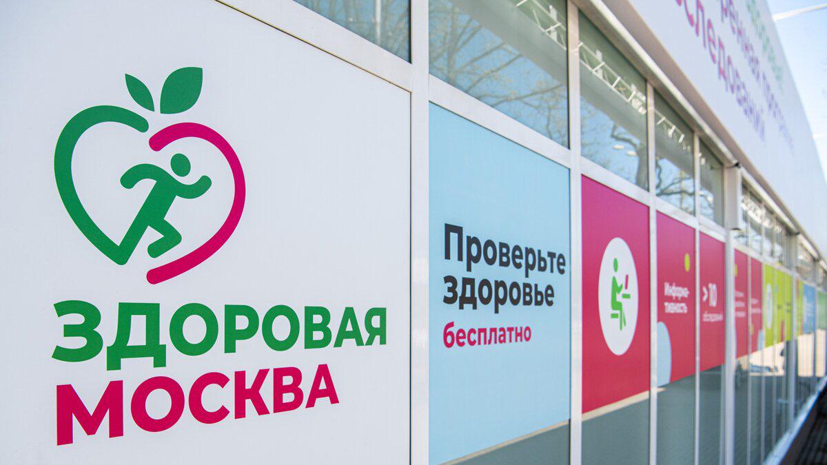 Возможность заполнения анкет перед обследованиями позволила москвичам сэкономить более пяти тысяч часов