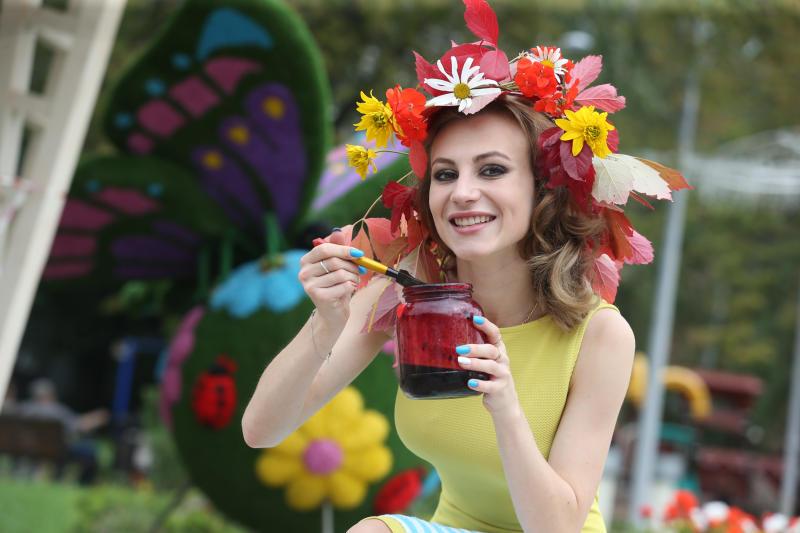 Жители Москвы могут посетить фестиваль «Цветочный джем»