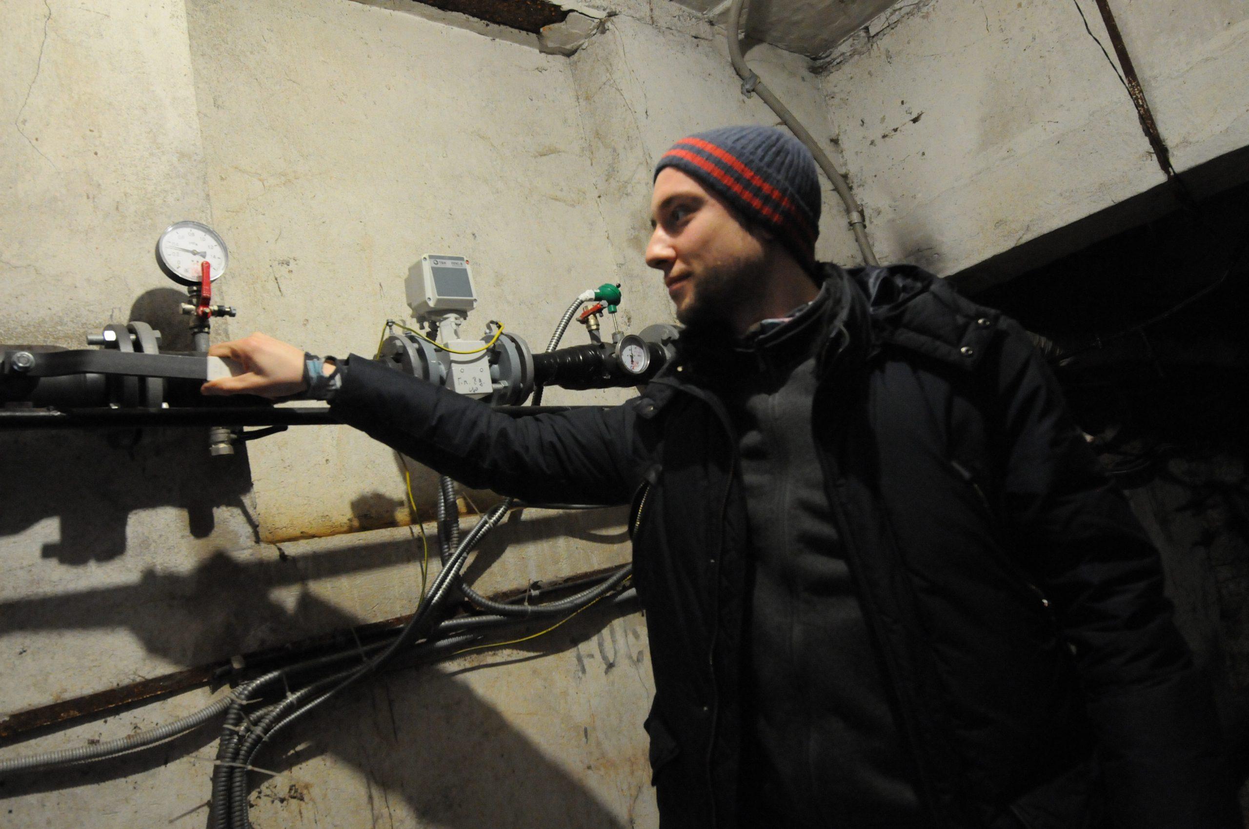 Горячая линия по вопросам отопления заработала в Москве. Фото: Светлана Колоскова, «Вечерняя Москва»