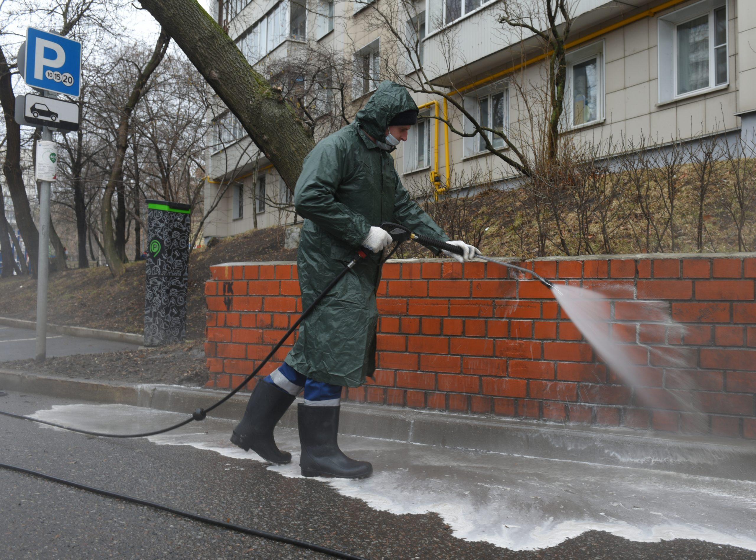 Уборочную технику столицы подготовили к осенне-зимнему периоду