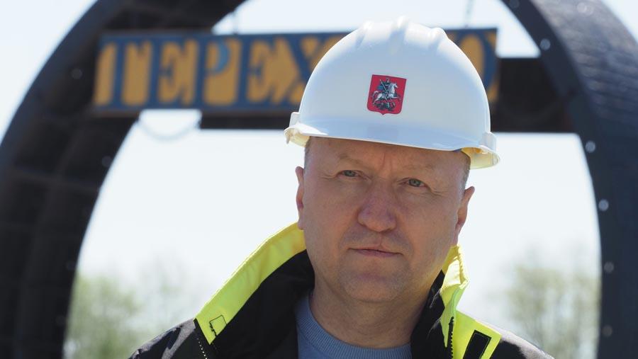 Бочкарев: 65 процентов участков системы хордовых магистралей открыто для движения в Москве