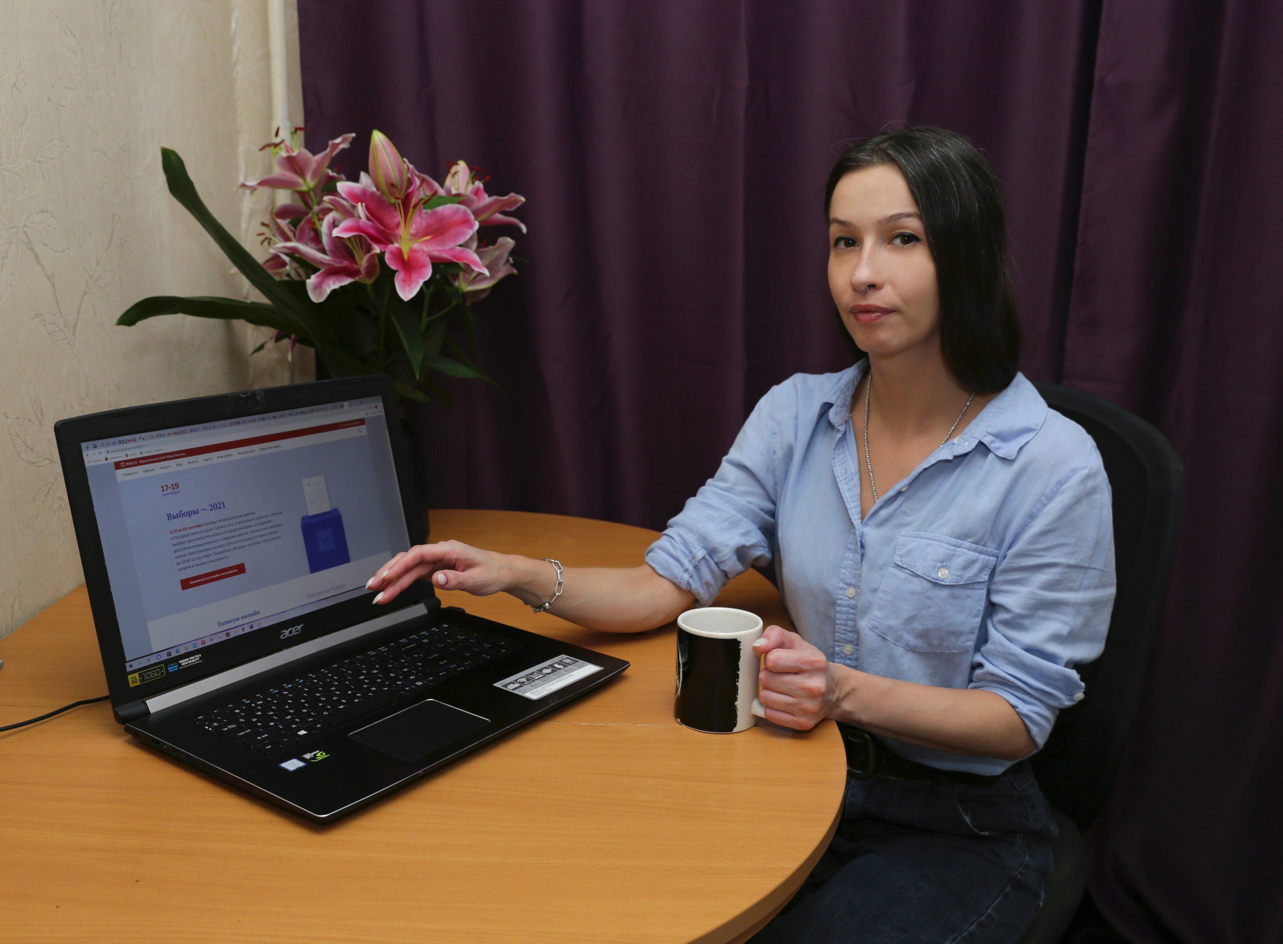 ОП Москвы: Система онлайн-голосования работает стабильно