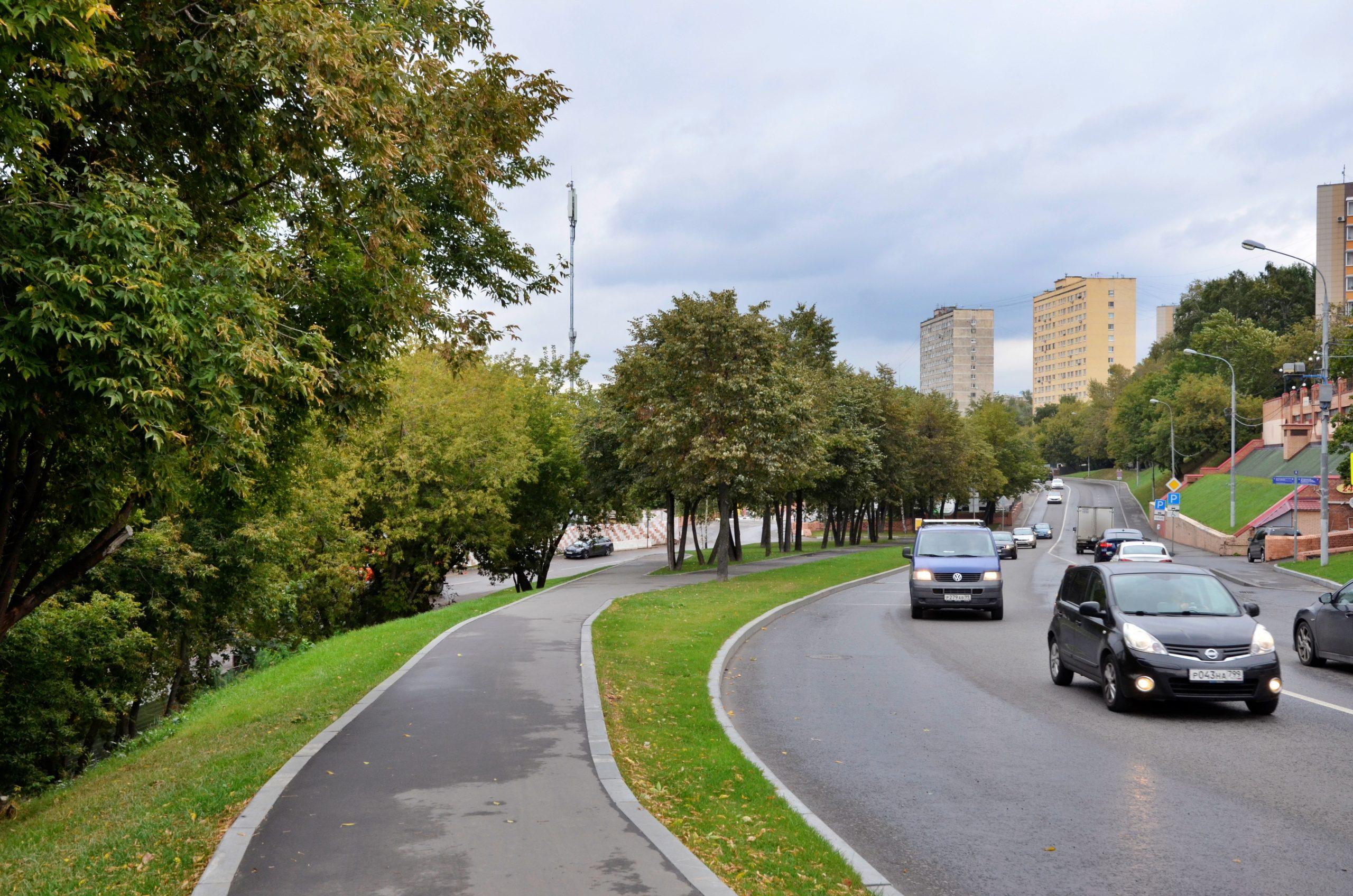 Мэр столицы утвердил проект Симоновской набережной. Фото: Анна Быкова