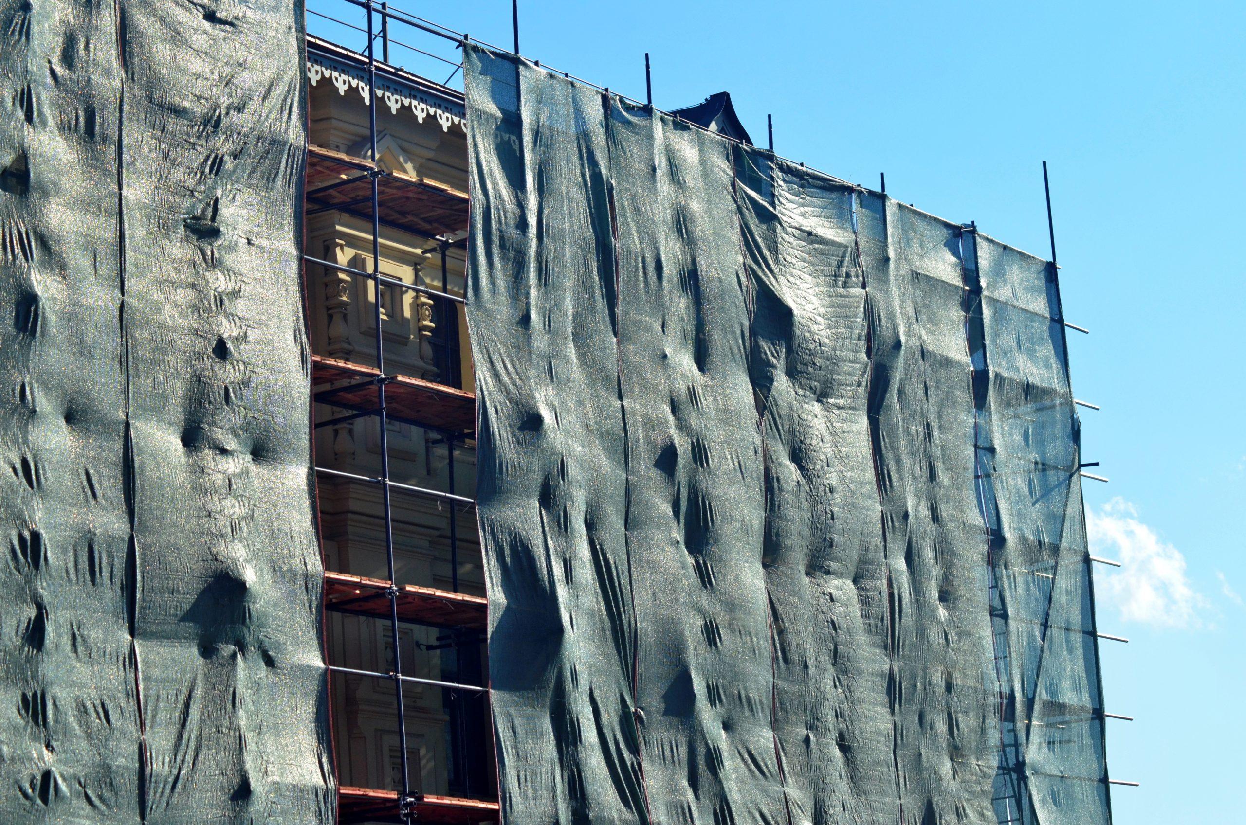 Ремонт здания Даниловского района закончат в 2022 году