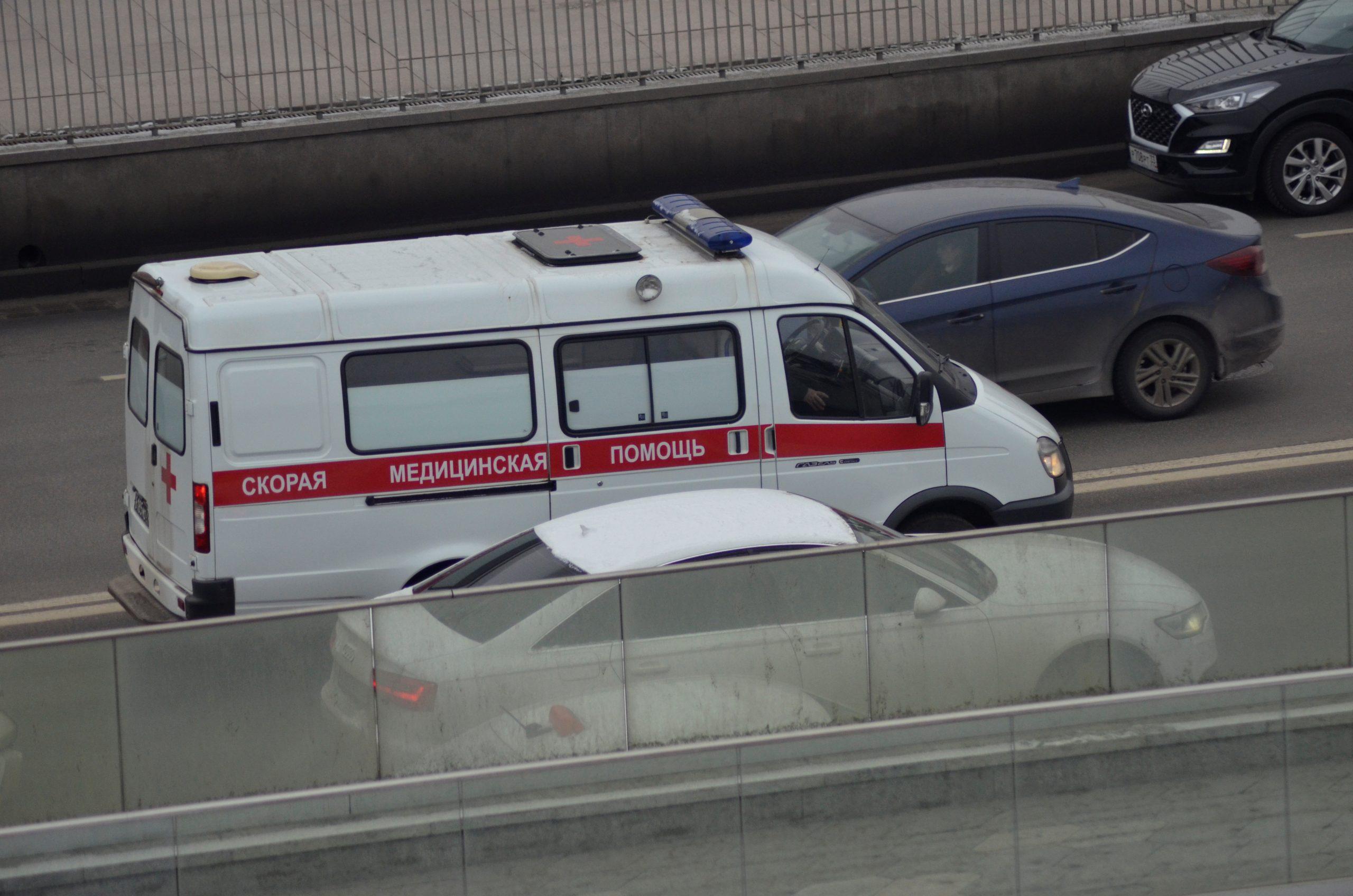 Подстанцию скорой помощи с автостоянкой построили в Даниловском районе