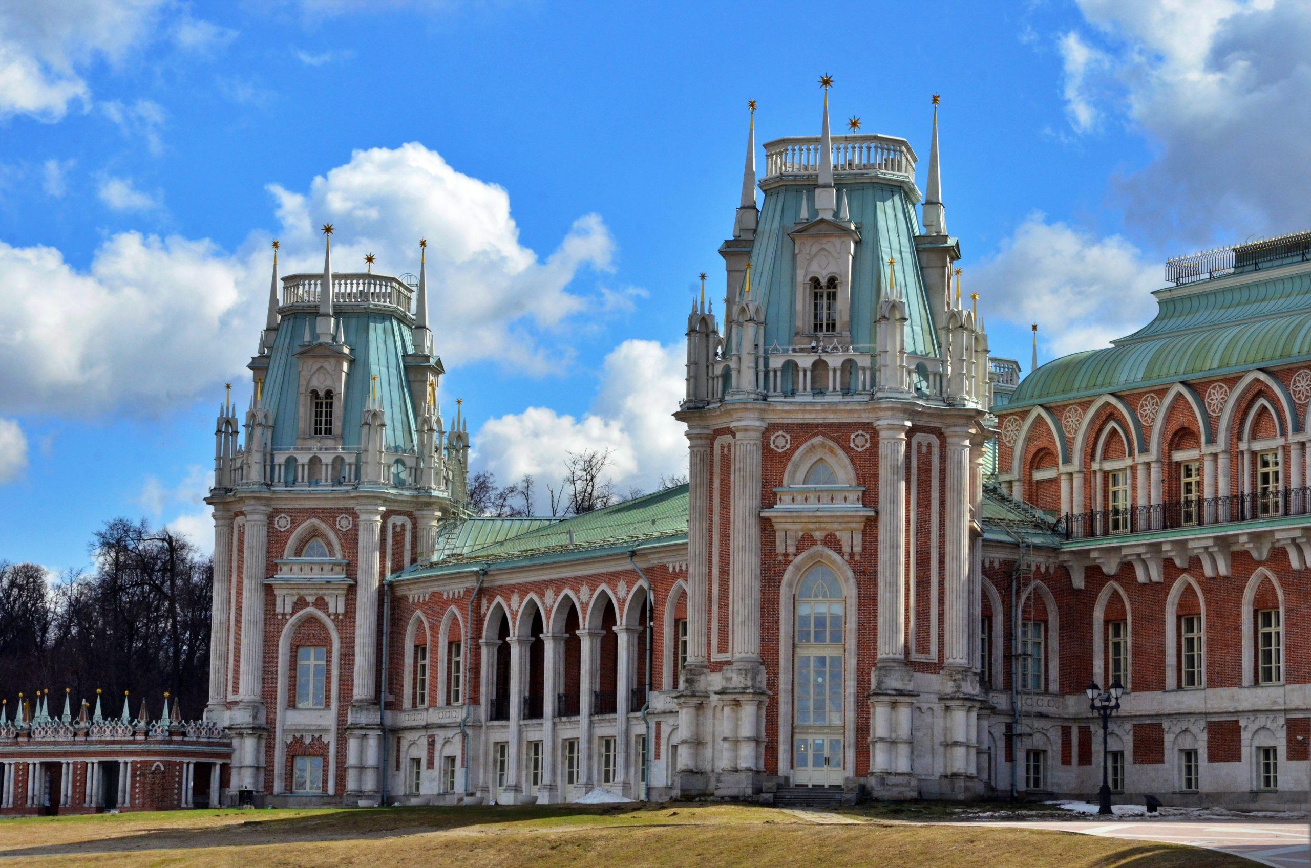 Большой Екатерининский бал состоится на юге Москвы