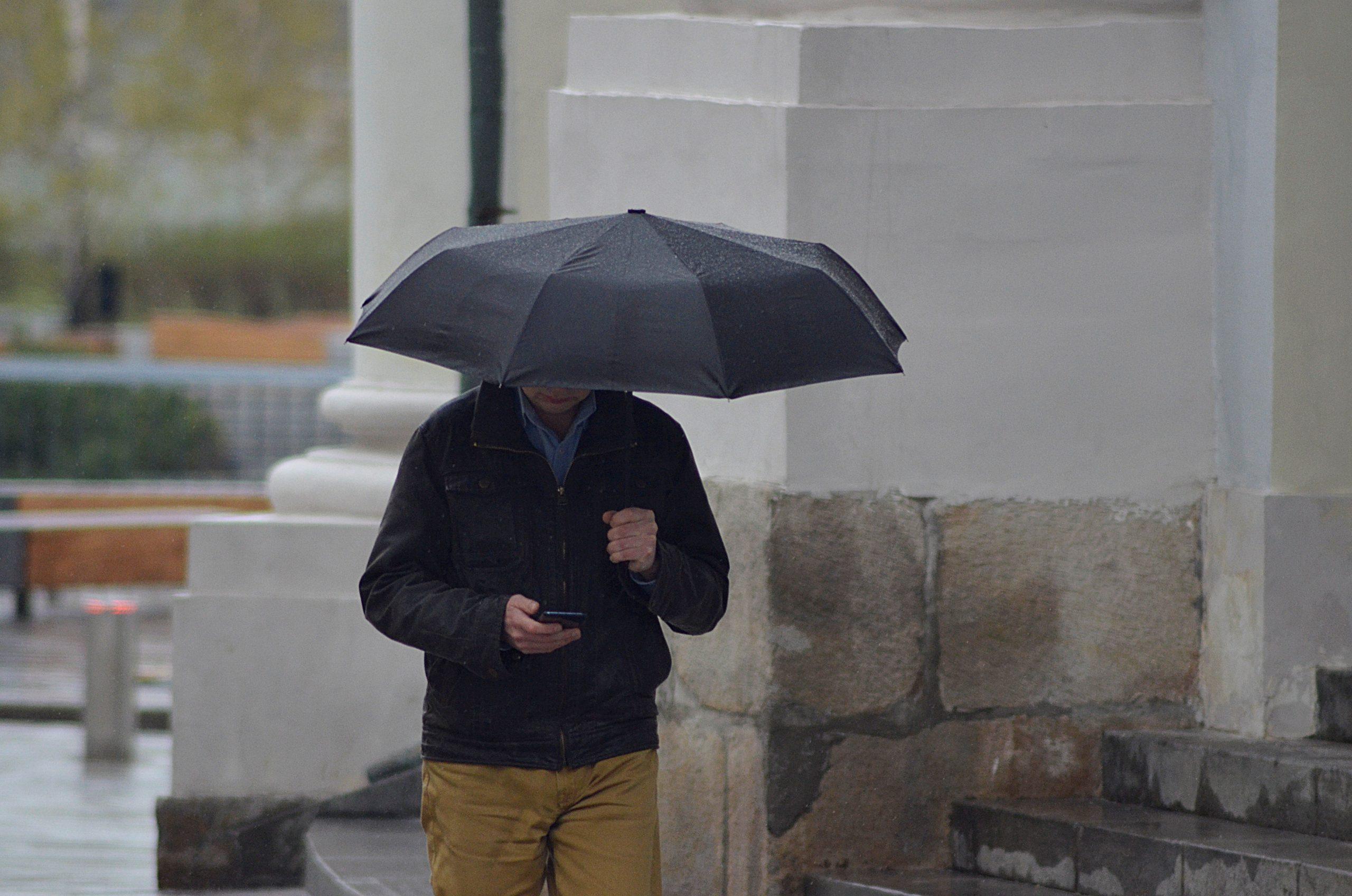Кратковременные дожди ожидают жителей столичного региона