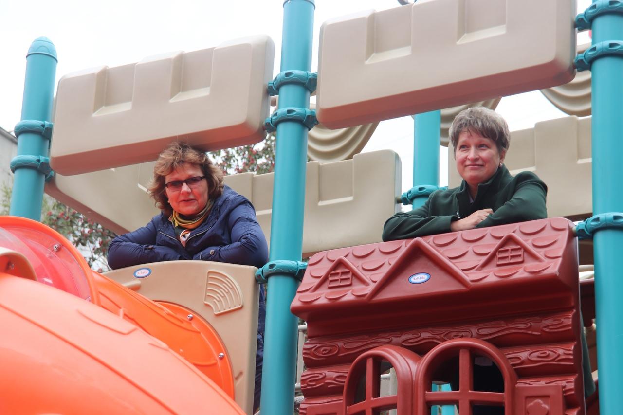 Очередную детскую площадку ввели в эксплуатацию в Орехове-Борисове Южном