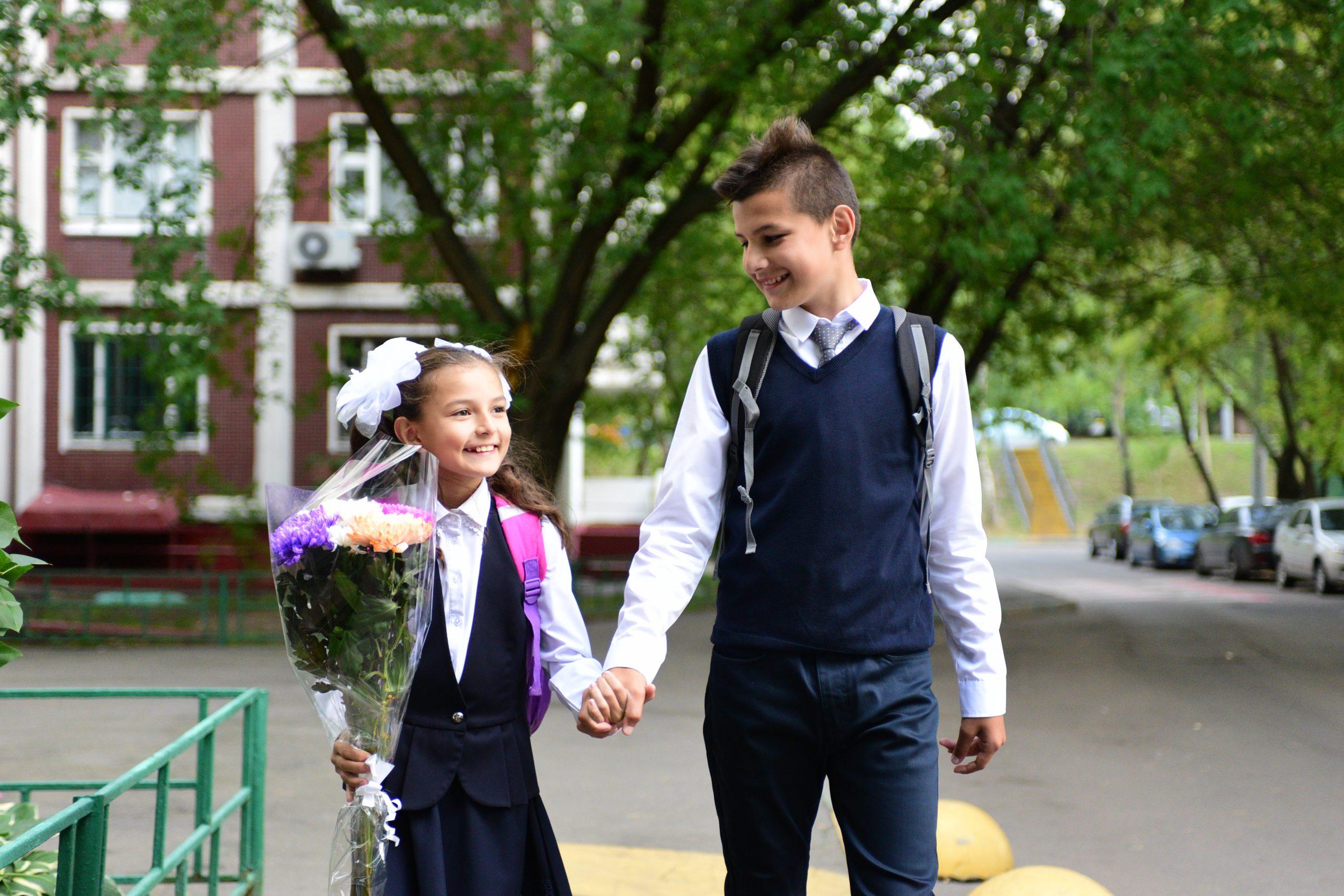 Власти Москвы наметили масштабную программу реконструкции школьных территорий