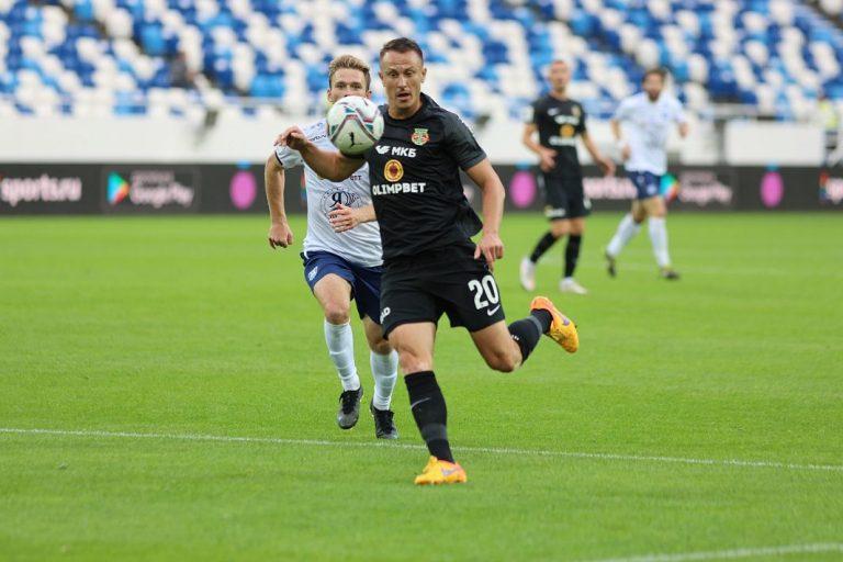 Команда «Торпедо» против «Балтики»: матч завершился ничьей