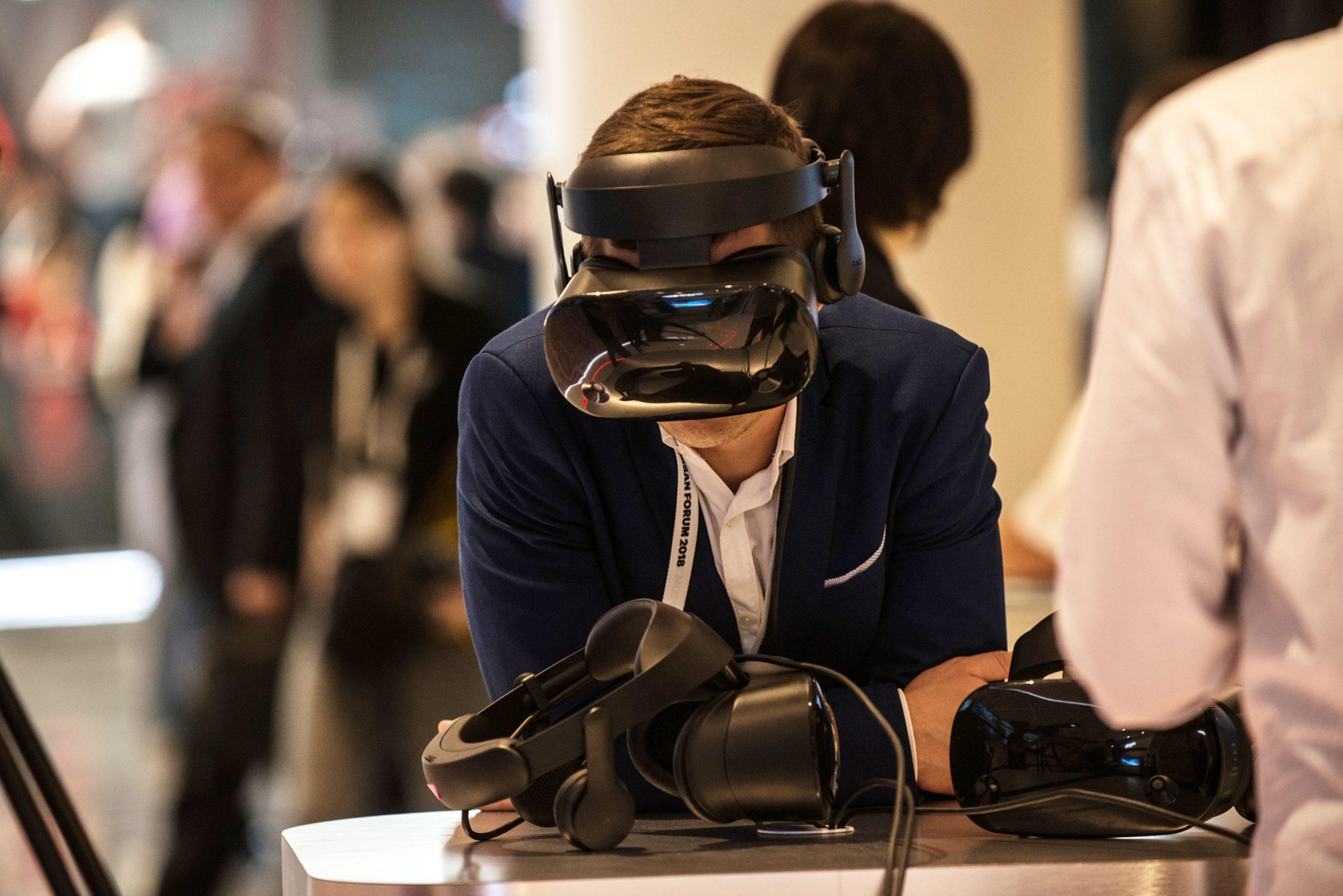 Образовательную программу с элементами виртуальной реальности разработали для будущих госслужащих и бизнесменов