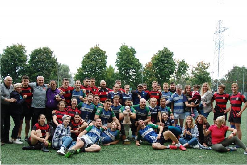Команда ядерного университета приняла участие в студенческом турнире по регби