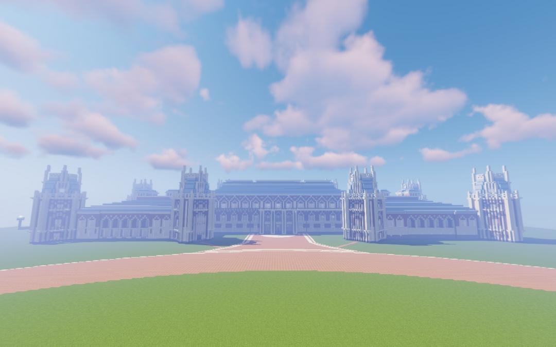 Копию «Царицына» покажут в компьютерной игре