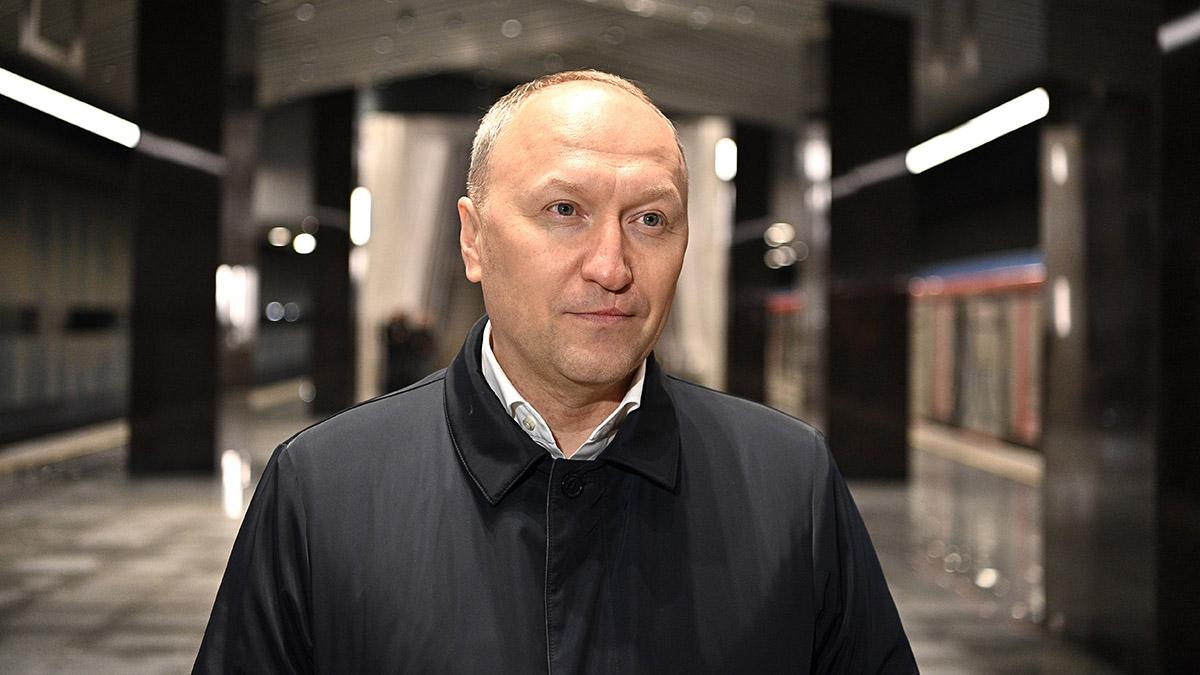 Бочкарев: Запуск Большой кольцевой линии метро улучшит доступность более 100 точек притяжения