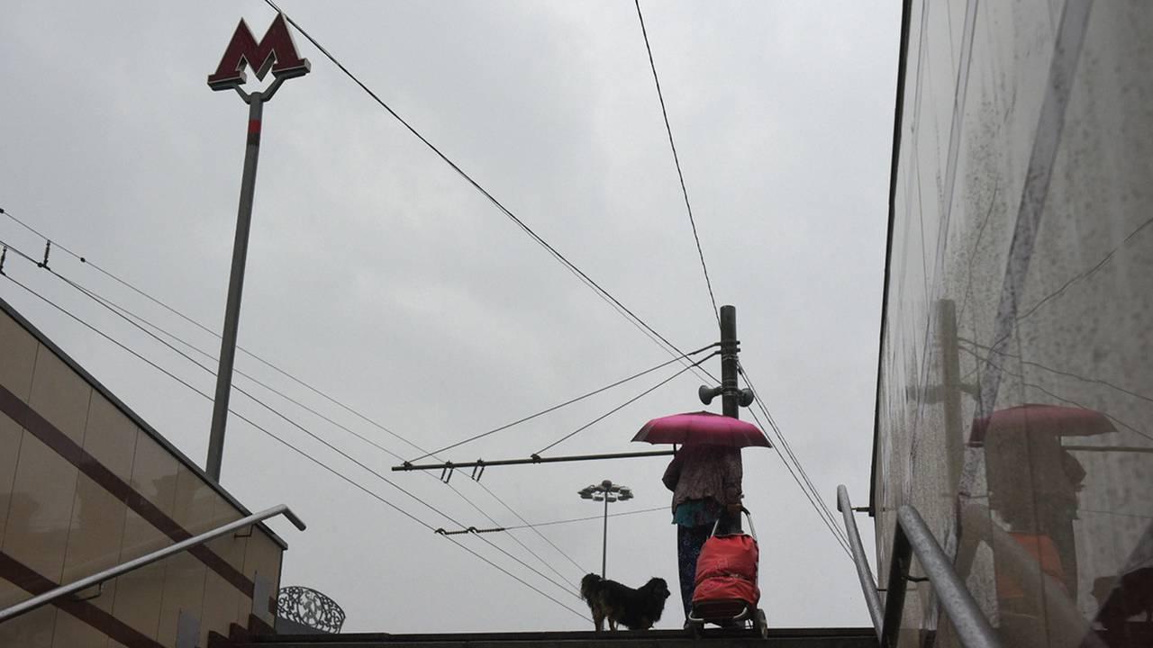Облачная погода ожидается в Москве в субботу